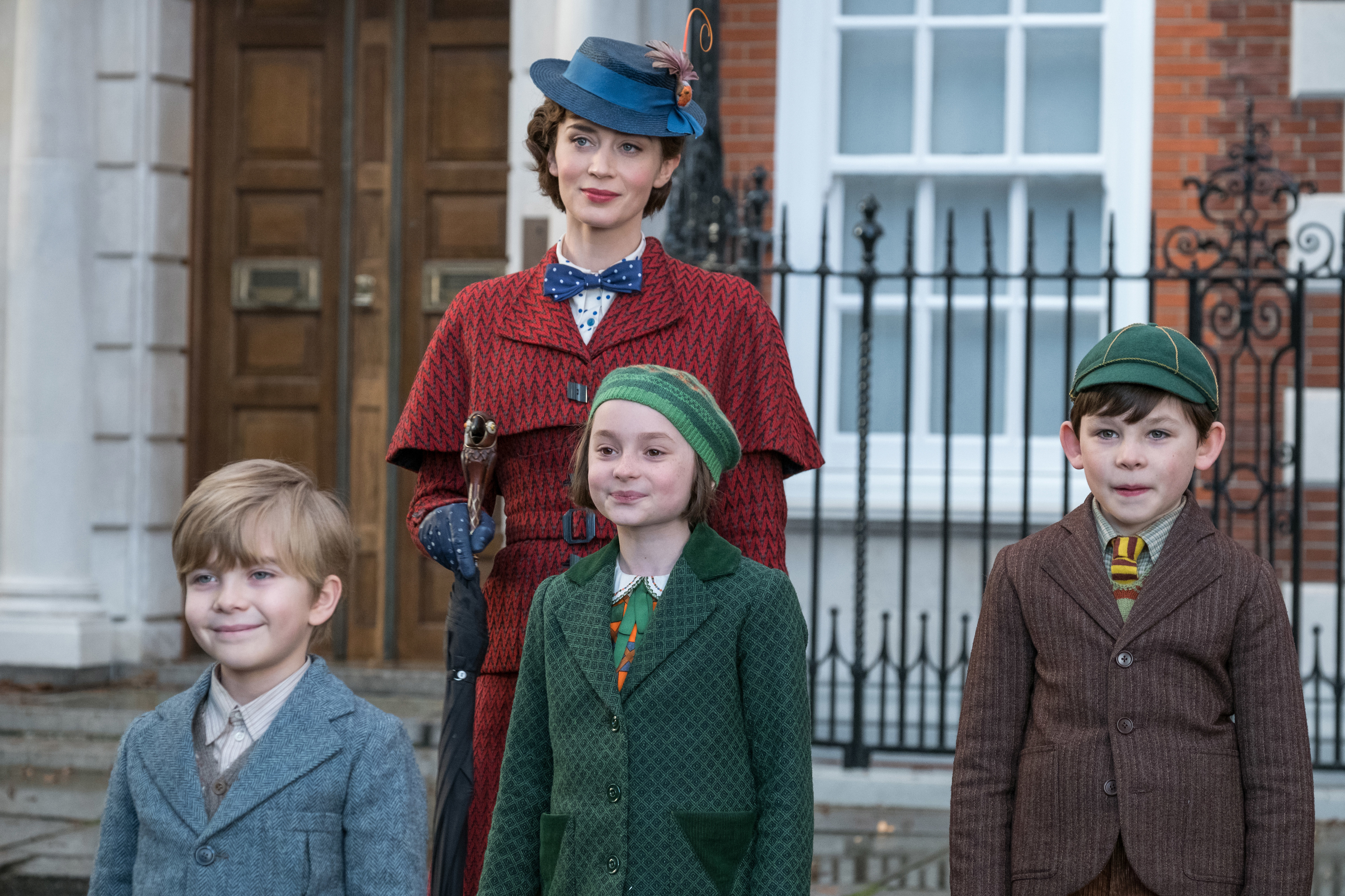 Mary Poppins Returns A Guide To The Cast And New Characters Gallery Wonderwall Com