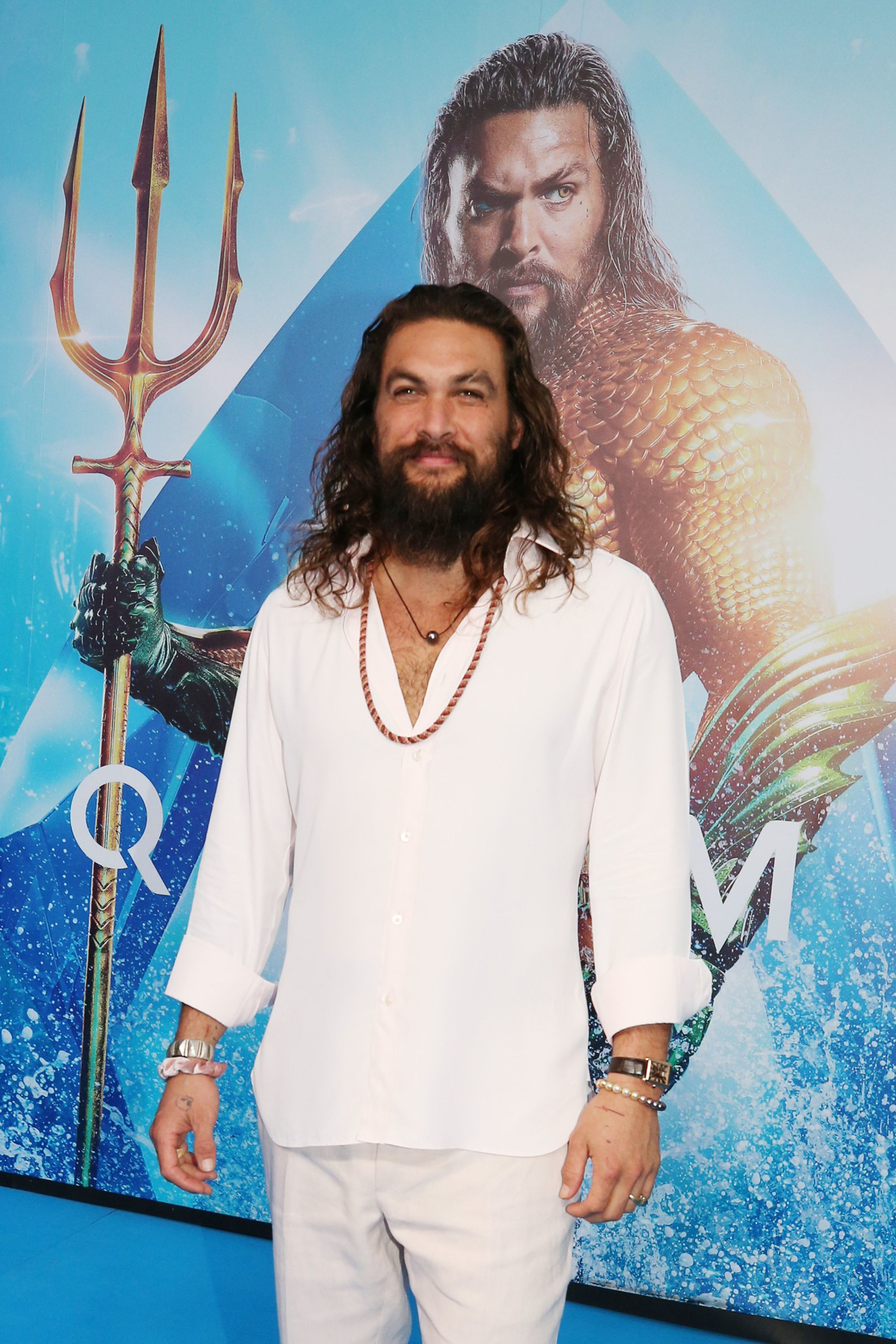 Lisa Bonet Would Probably Leave Jason Momoa If He Did This Says Aquaman Star Wonderwall Com