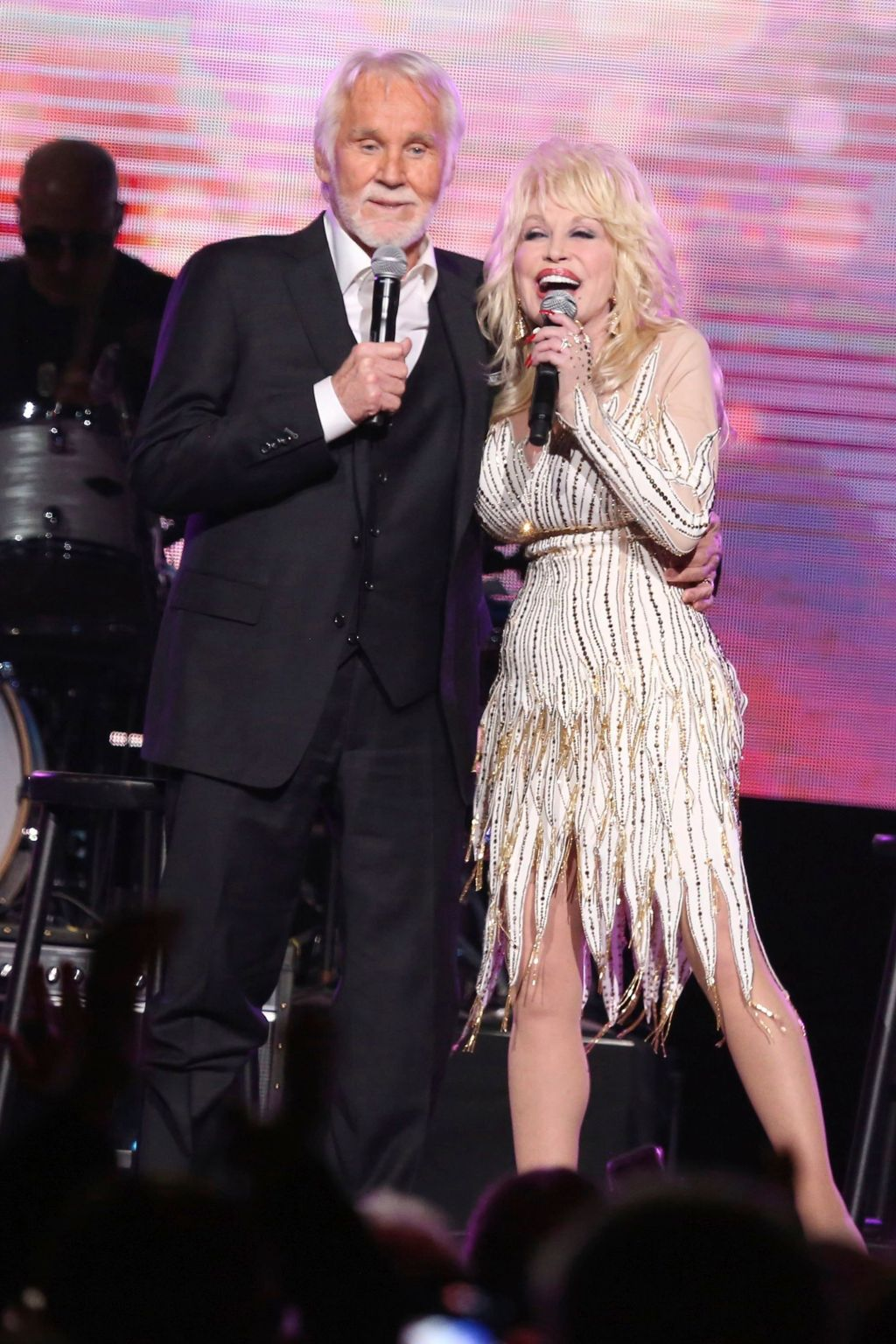 Kenny Rogers, Dolly Parton, All in for the Gambler farewell