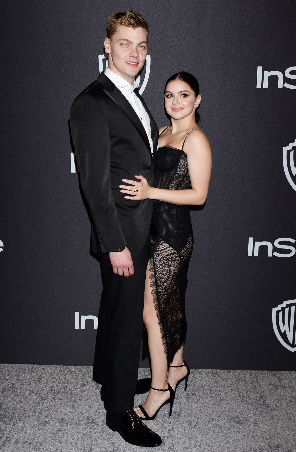 Ariel Winter, boyfriend Levi Meaden