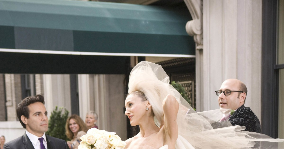 Iconic Movie Wedding Dresses Gallery Wonderwall Com