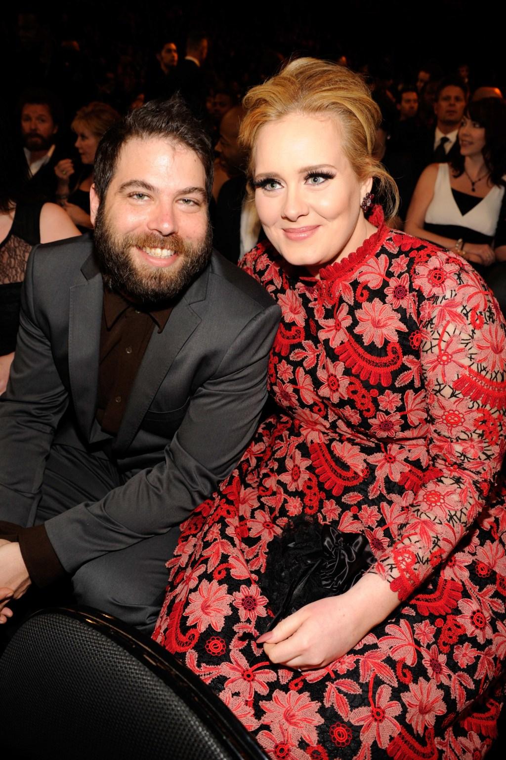 Adele, husband Simon Konecki, Grammys