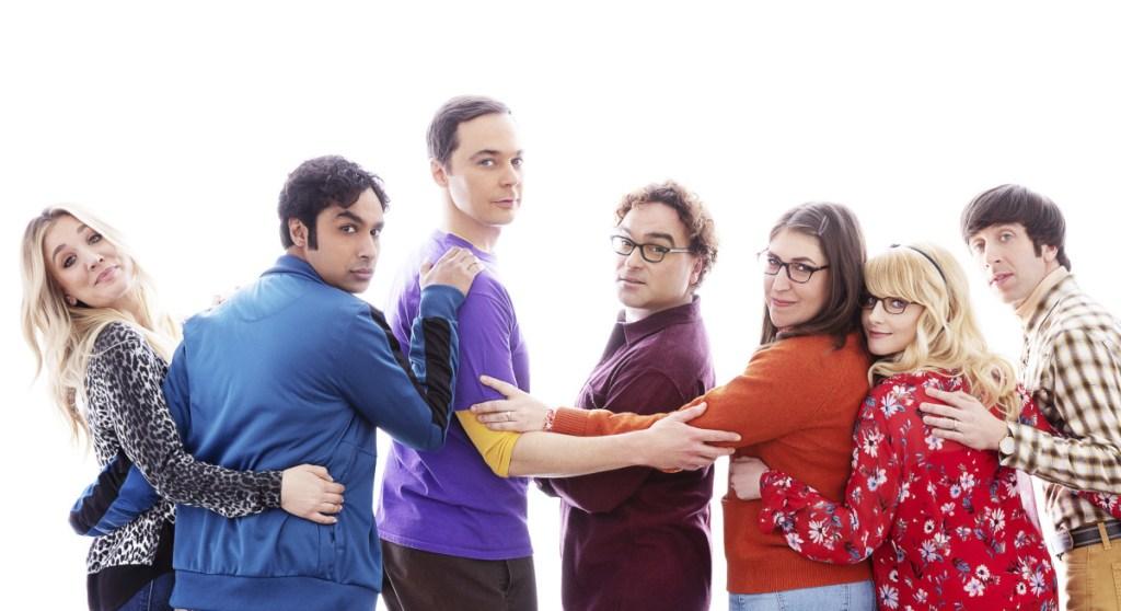 The Big Bang Theory, Kaley Cuoco, Kunal Nayyar, Jim Parsons, Johnny Galecki, Mayim Bialik, Melissa Rauch, Simon Helberg