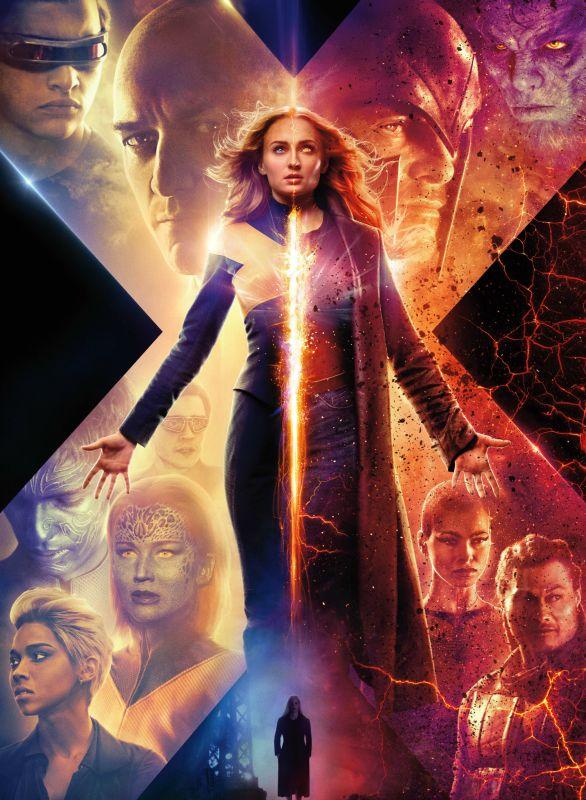 X Men Dark Phoenix Cast Guide Who S Playing Who Gallery Wonderwall Com