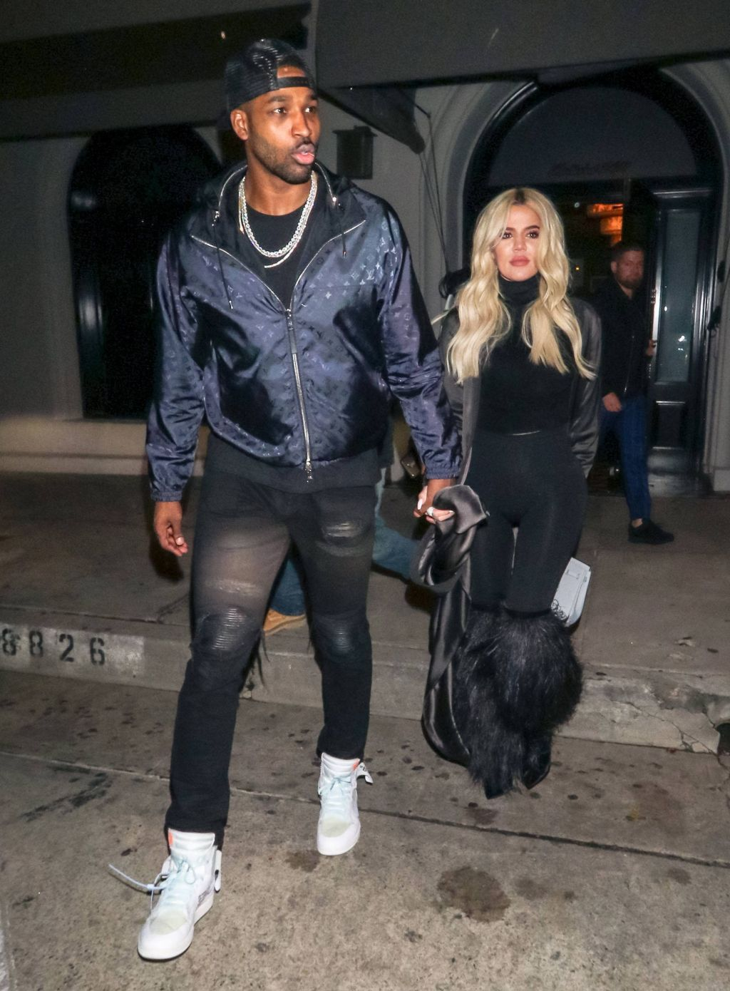 Khloe Kardashian, ex boyfriend Tristan Thompson