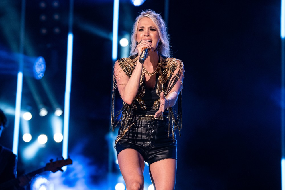 Carrie Underwood Celebrates Anniversary Of American Idol Audition