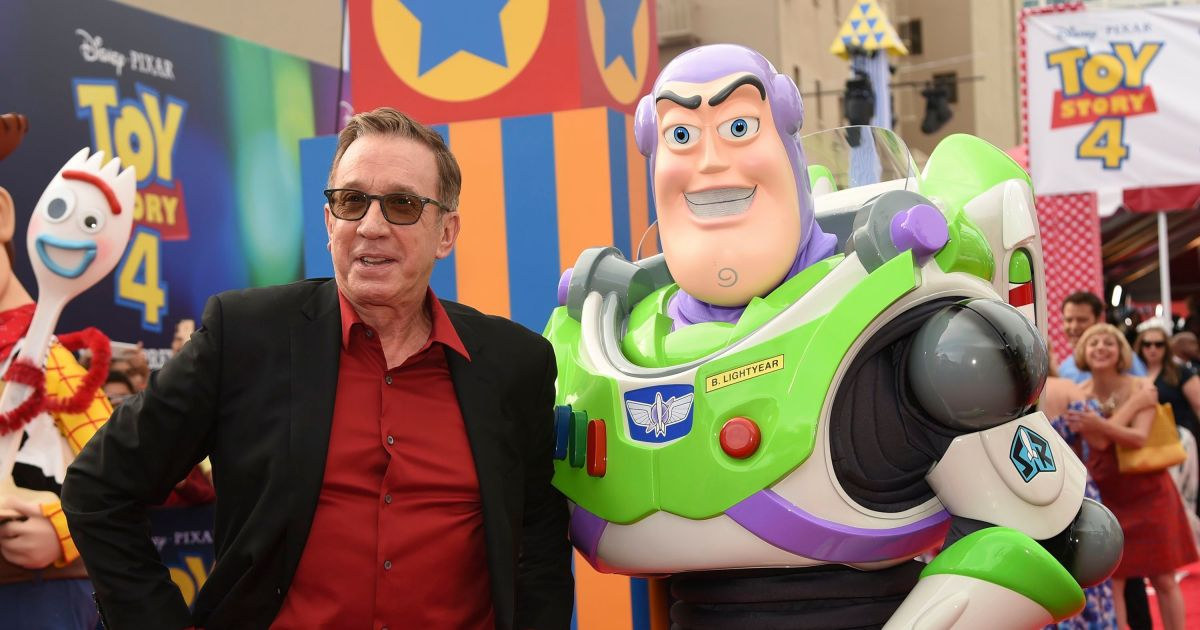 Tim Allen trends after being replaced in Toy Story prequel, some suspect politics.jpg
