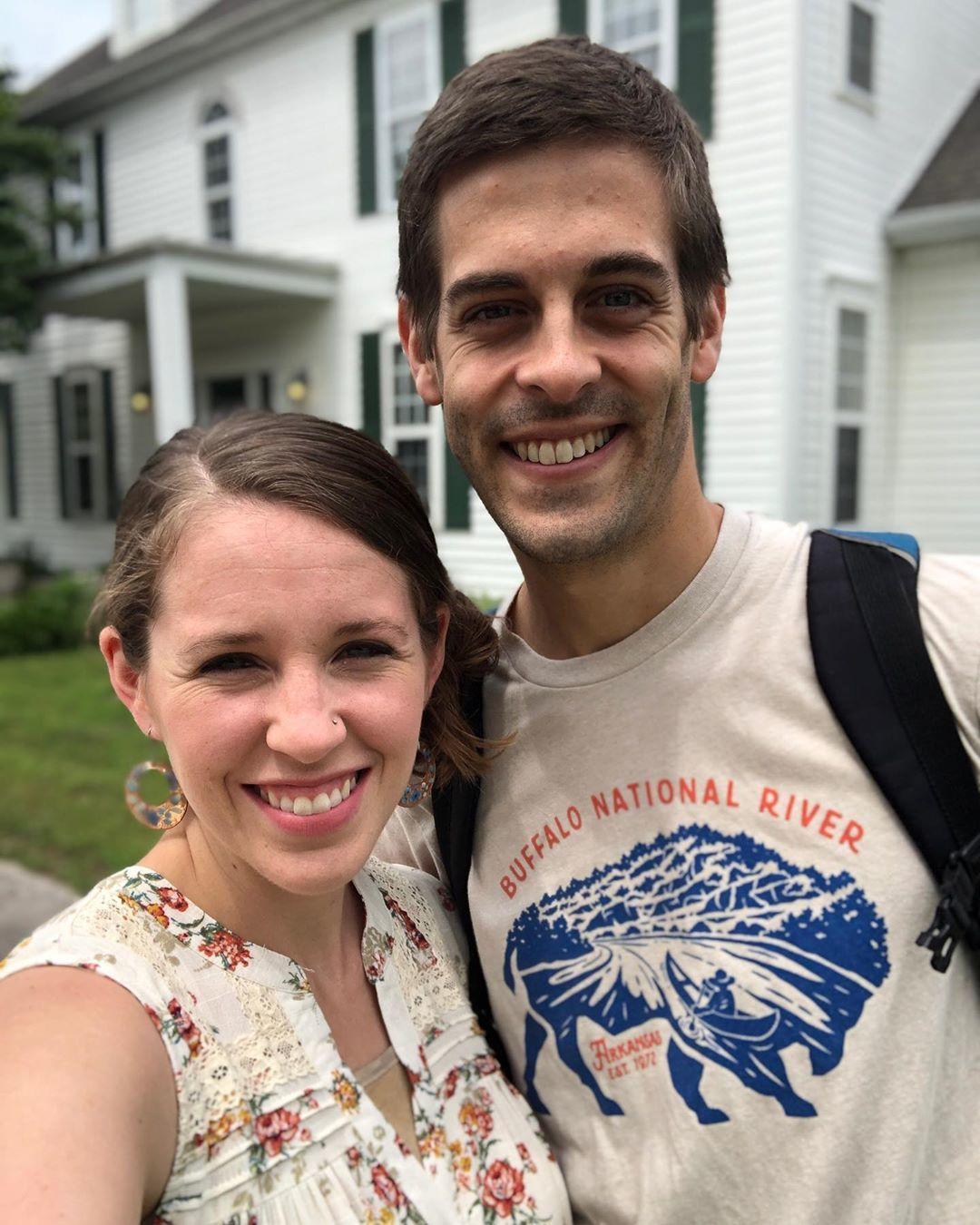 Jill Duggar Dillard, husband Derick Dillard