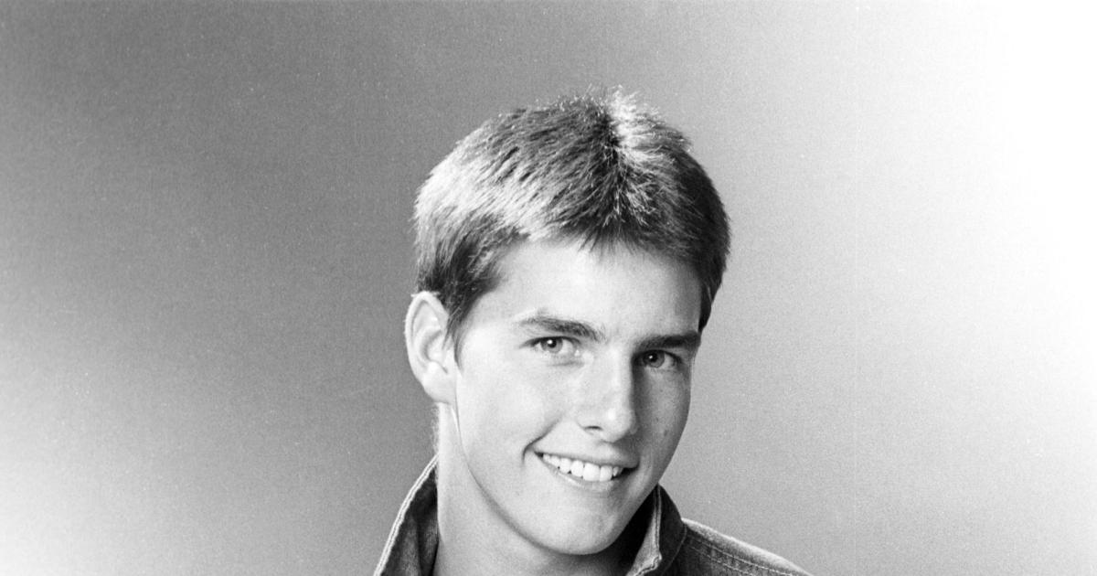 Tom Cruise S Life In Pictures Photo Flashback Gallery Wonderwall Com
