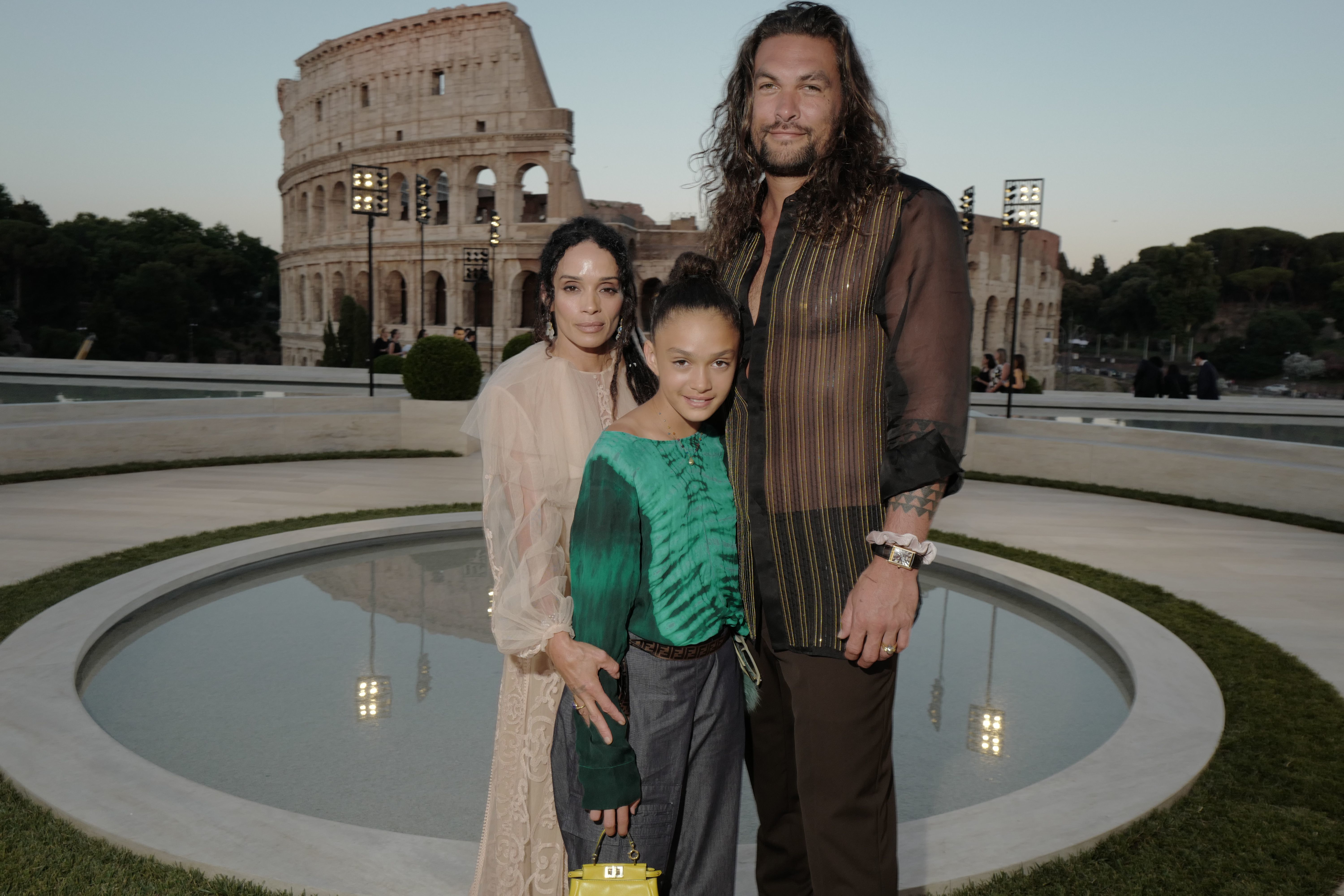 Jason Momoa Celebrates Daughter S 12th Birthday With Lion King And Skateboards Wonderwall Com