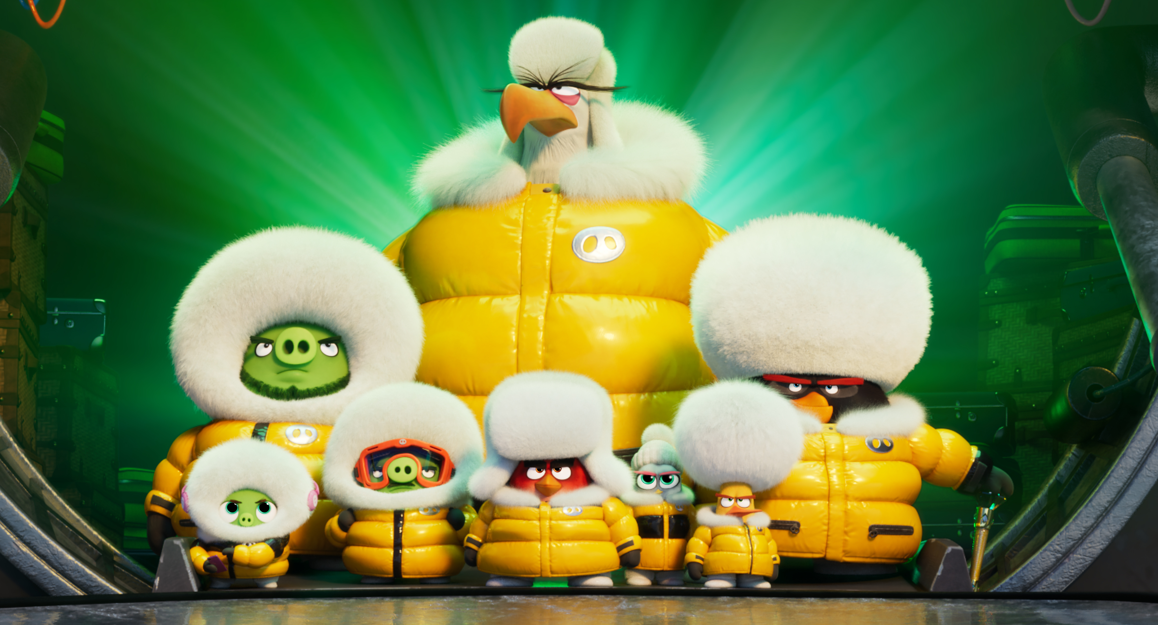 The Angry Birds Movie 2 Cast Guide Who S Playing Who Gallery