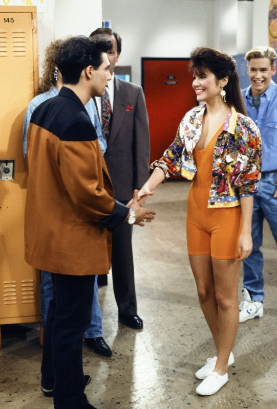 Saved By The Bell S Best Fashion Moments Gallery Wonderwall Com