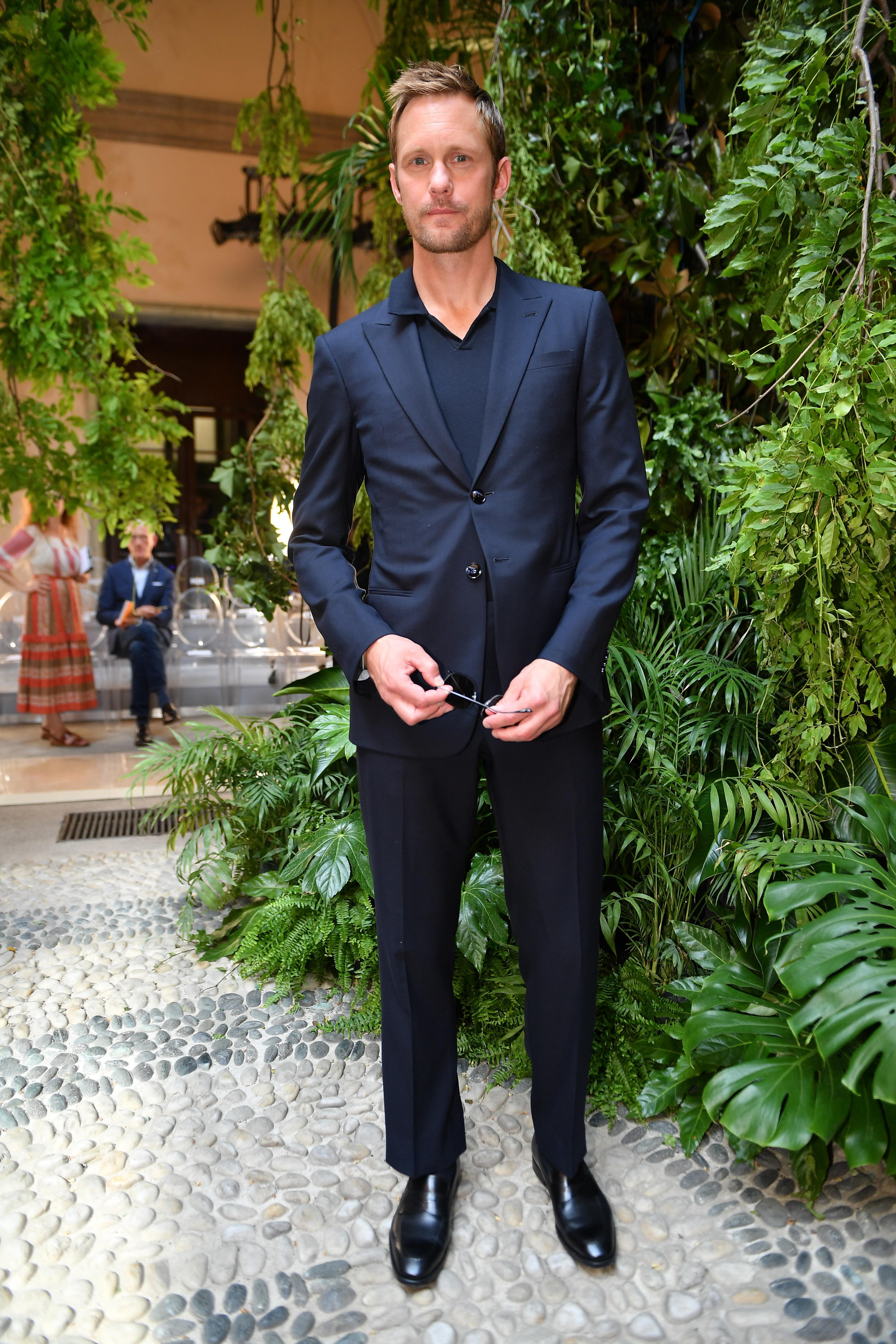 Celebrities tall male Shape