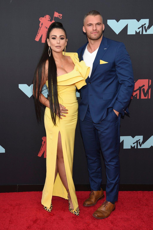 JWoww, Jenni Farley, boyfriend Zack Clayton Carpinello, MTV VMAs, Video Music Awards