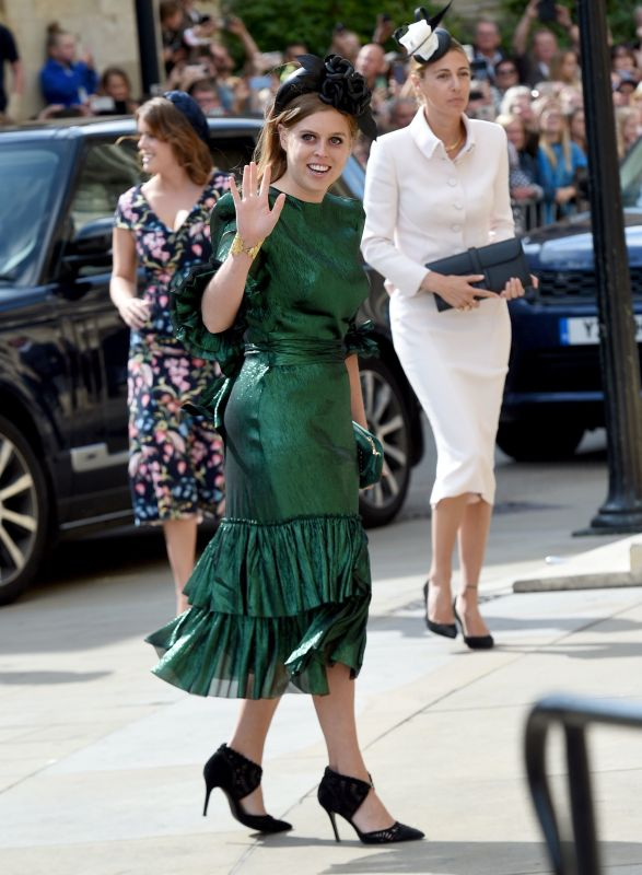 Princess Beatrice S Fashion Hits And Misses Over The Years