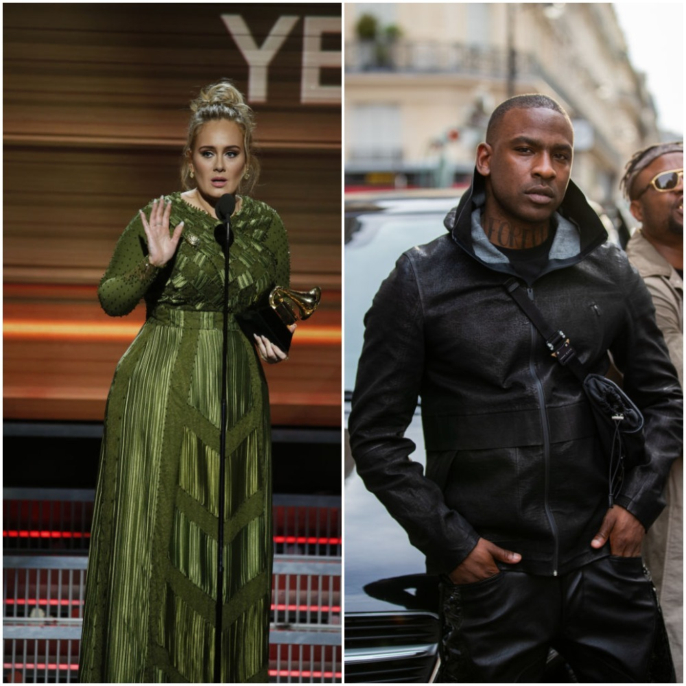 Adele And Skepta S Fans Really Hope Those Romance Rumors Are True Gallery Wonderwall Com