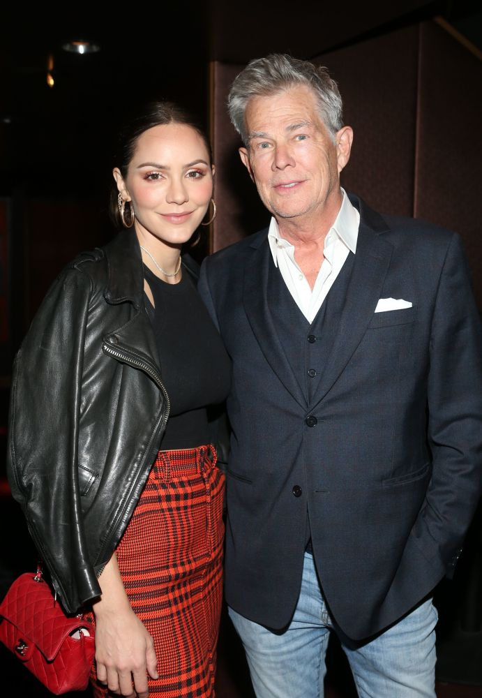 Katharine Mcphee Reveals Frustrations With Husband David Foster In New Documentary Wonderwall Com