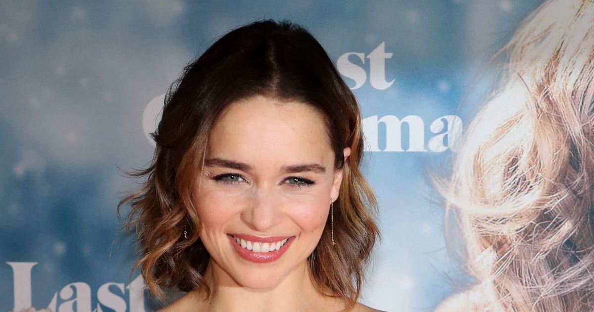 Emilia Clarke Pressured To Do Nude Scenes After