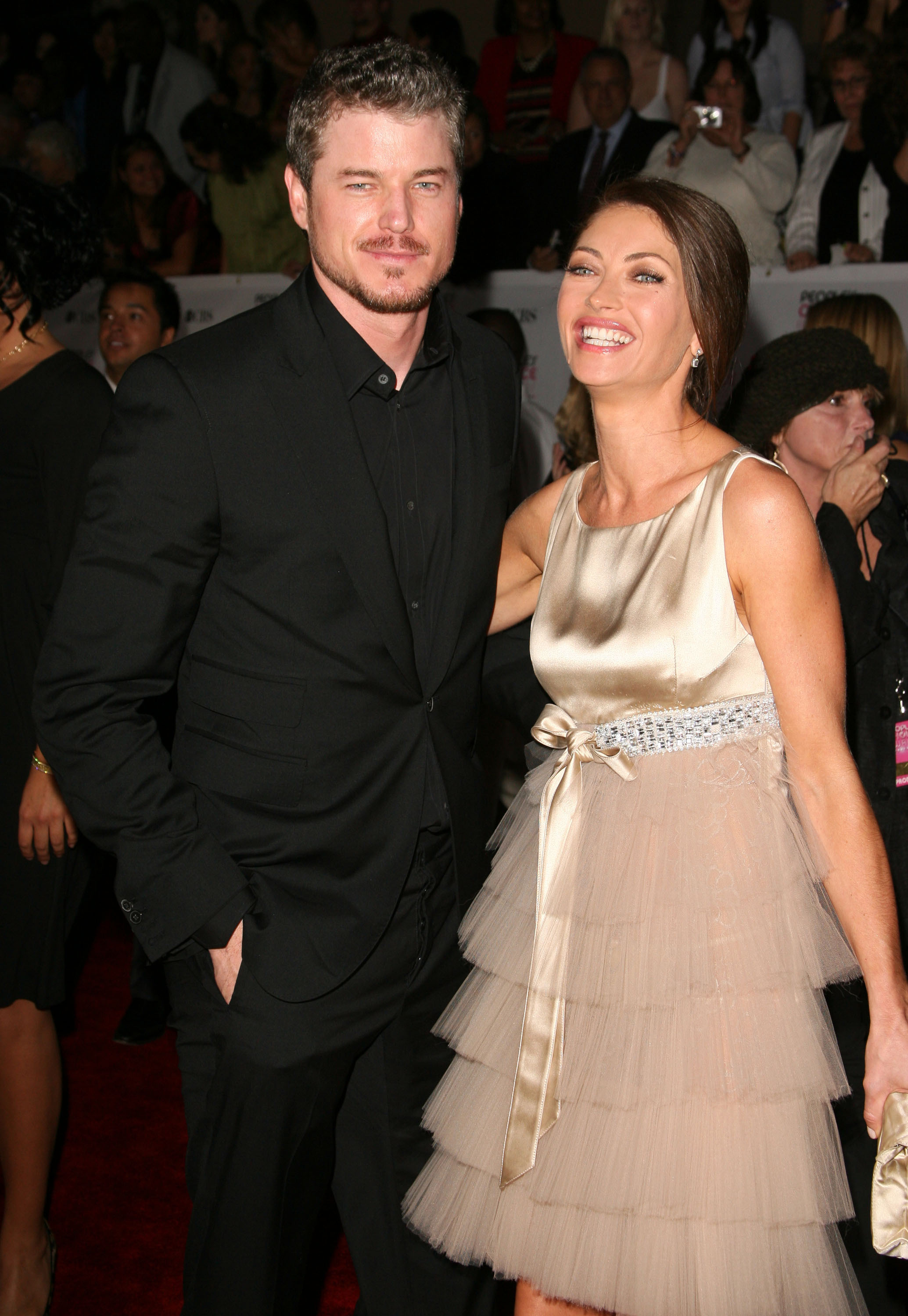 33rd Annual People's Choice Awards Eric Dane and Rebecca Gayheart