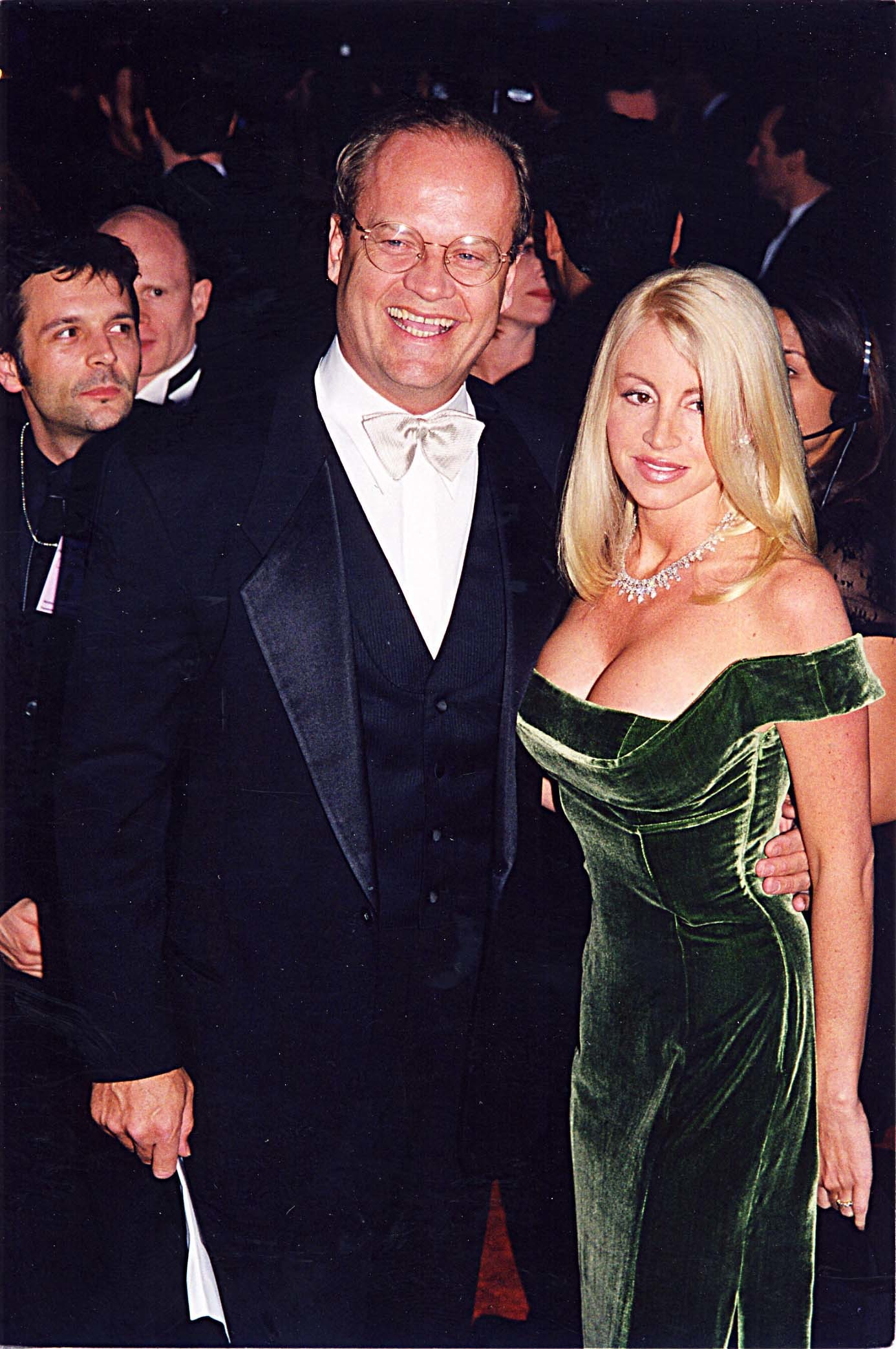 Kelsey Grammer, Camille Grammer, 1999 People's Choice Awards