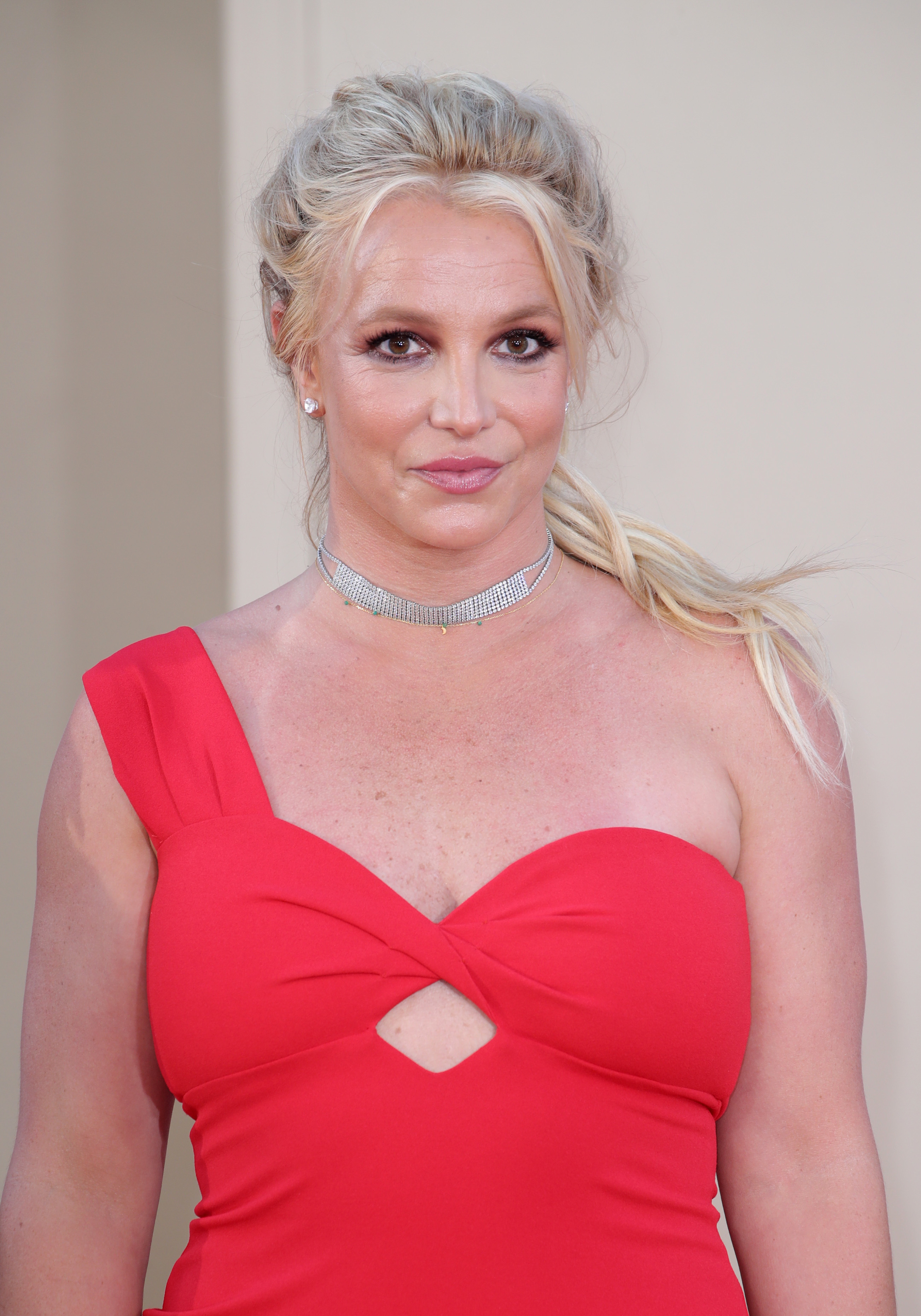 Nearly Naked! Watch Britney Spears Show Off Her Sexy Dance