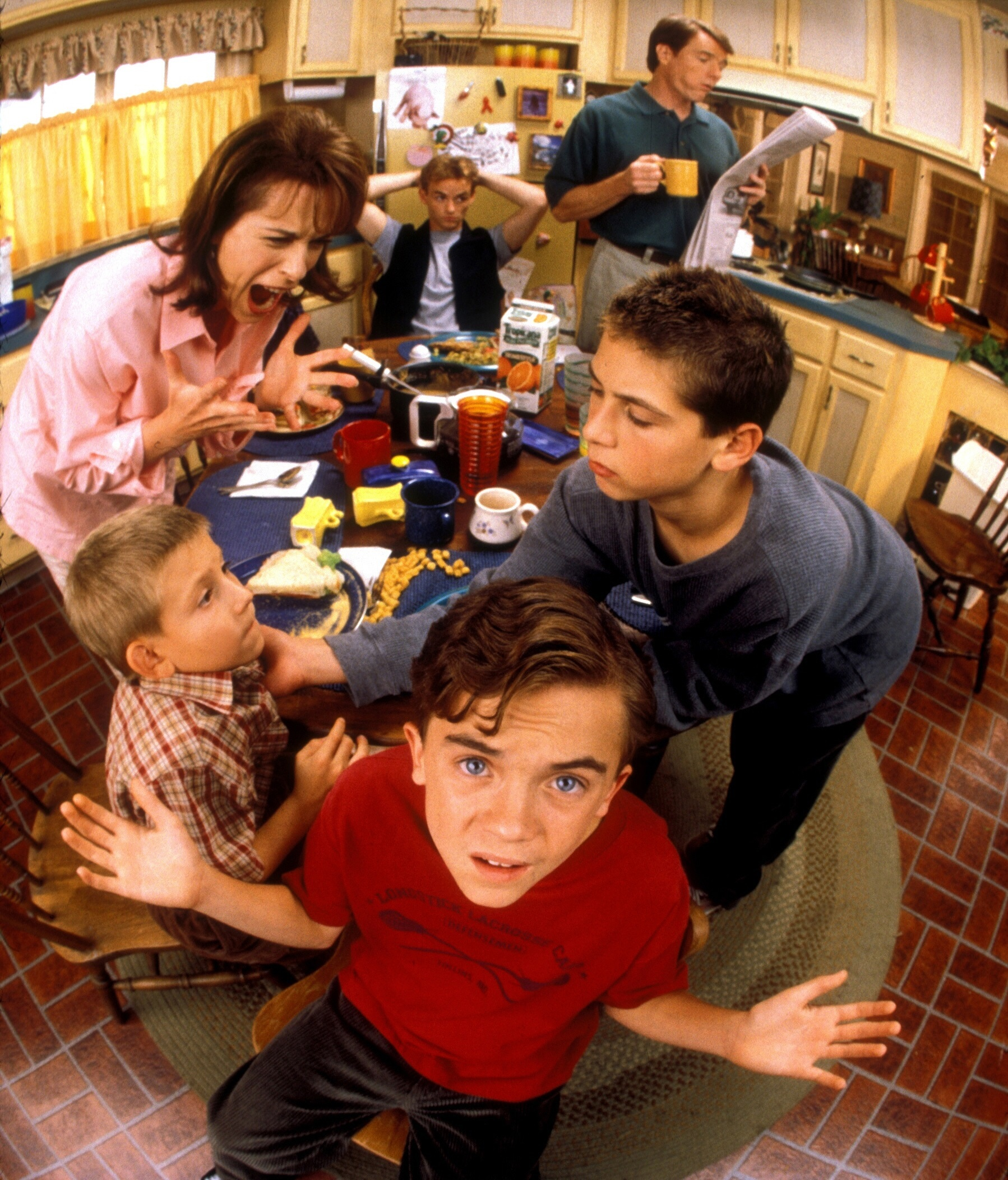 Malcolm In The Middle Cast Where Are They Now Gallery Wonderwall Com