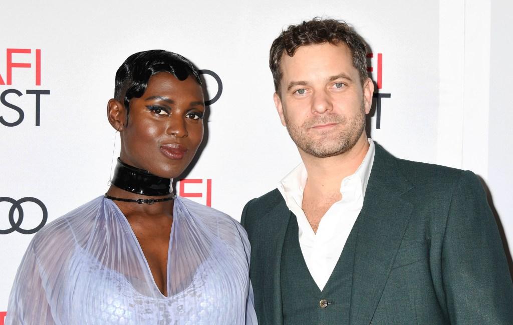 Joshua Jackson, wife Jodie Turner-Smith