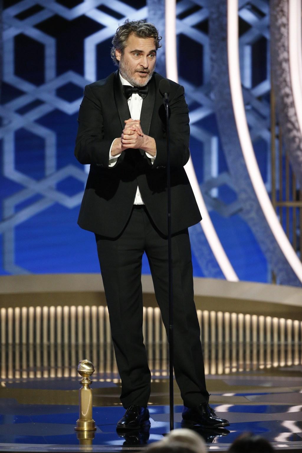 Joaquin Phoenix, Golden Globes