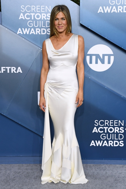 Jennifer Aniston On Why She Ll Never Forget The 2020 Sag Awards
