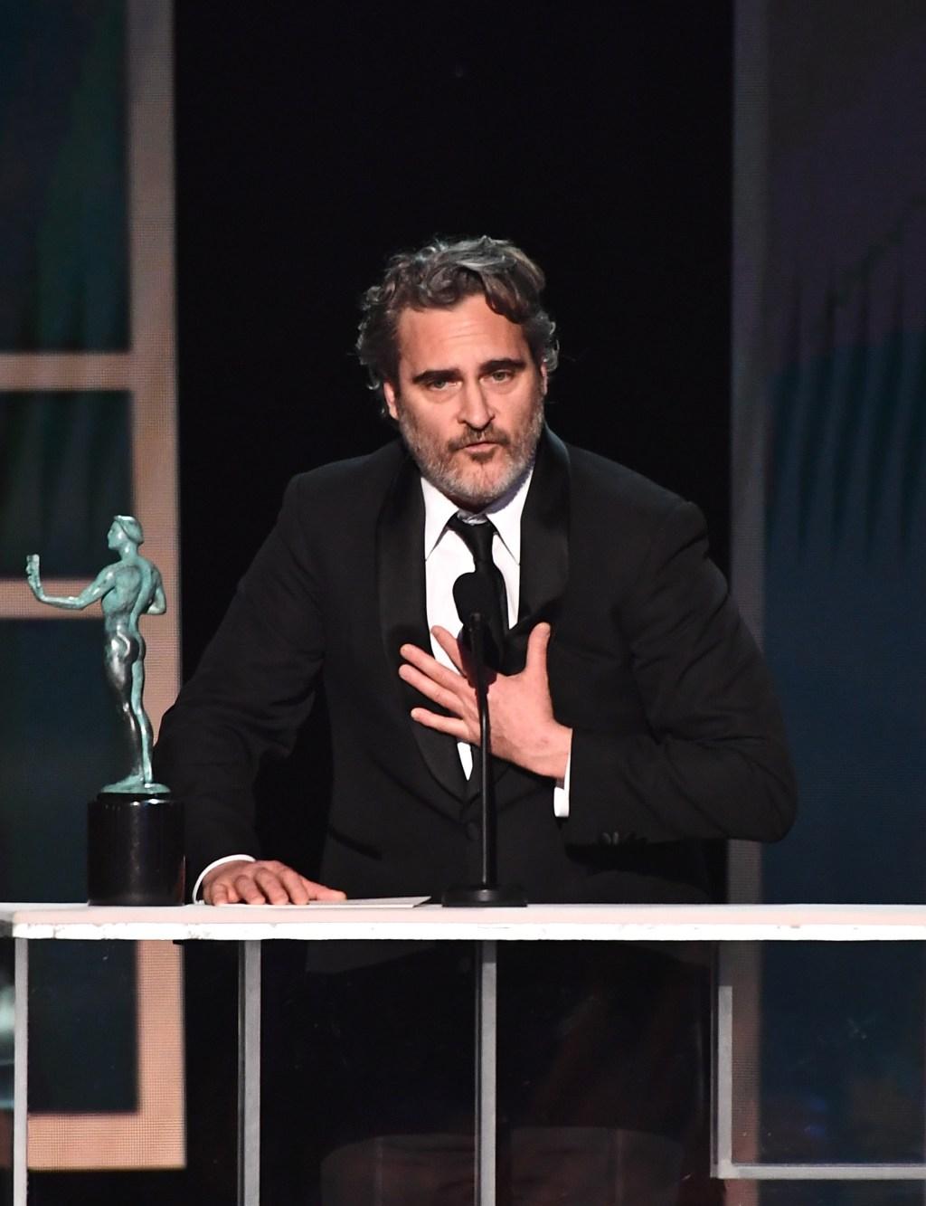 Joaquin Phoenix, SAG Awards