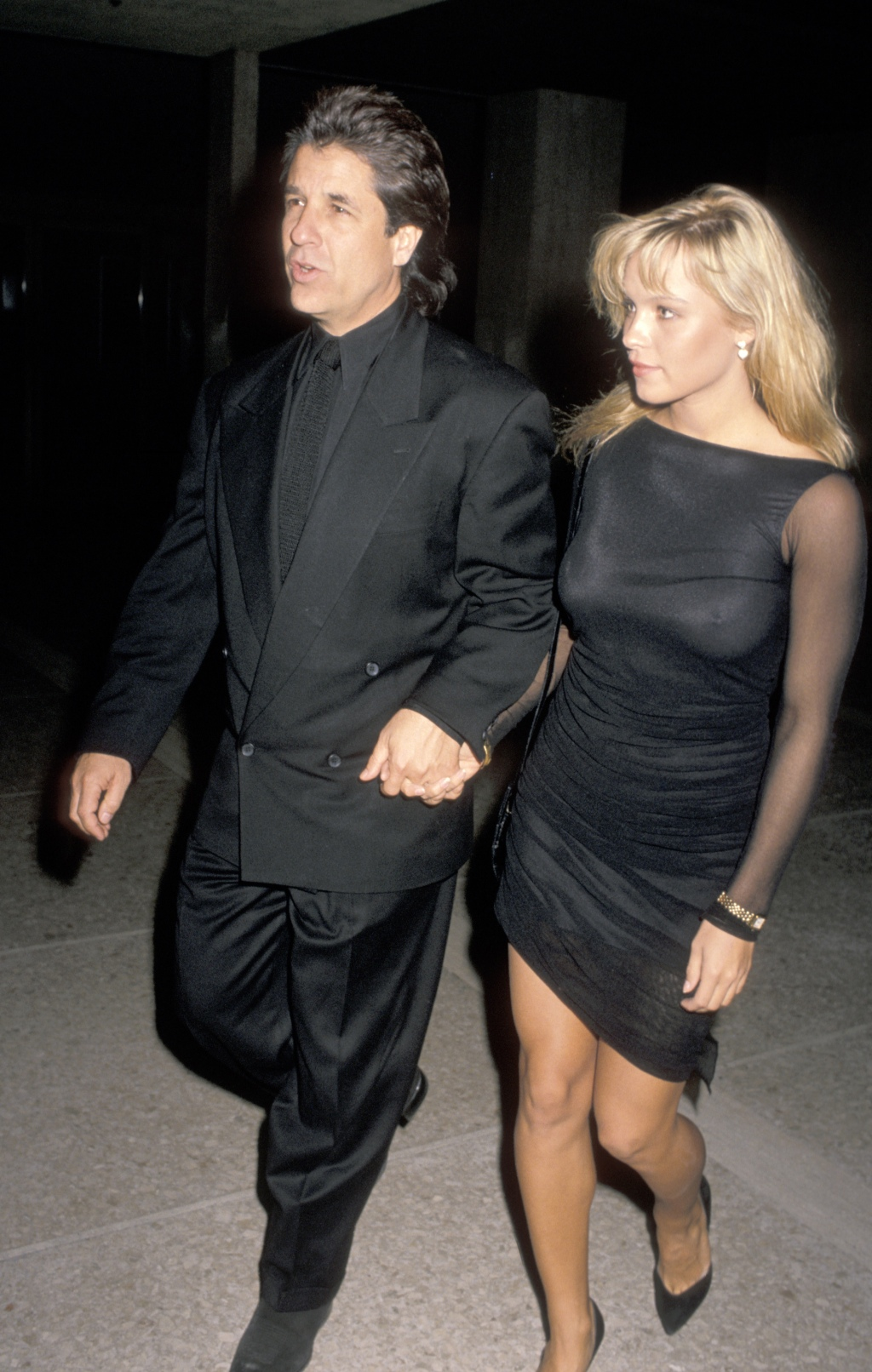 Pamela Anderson, ex husband Jon Peters