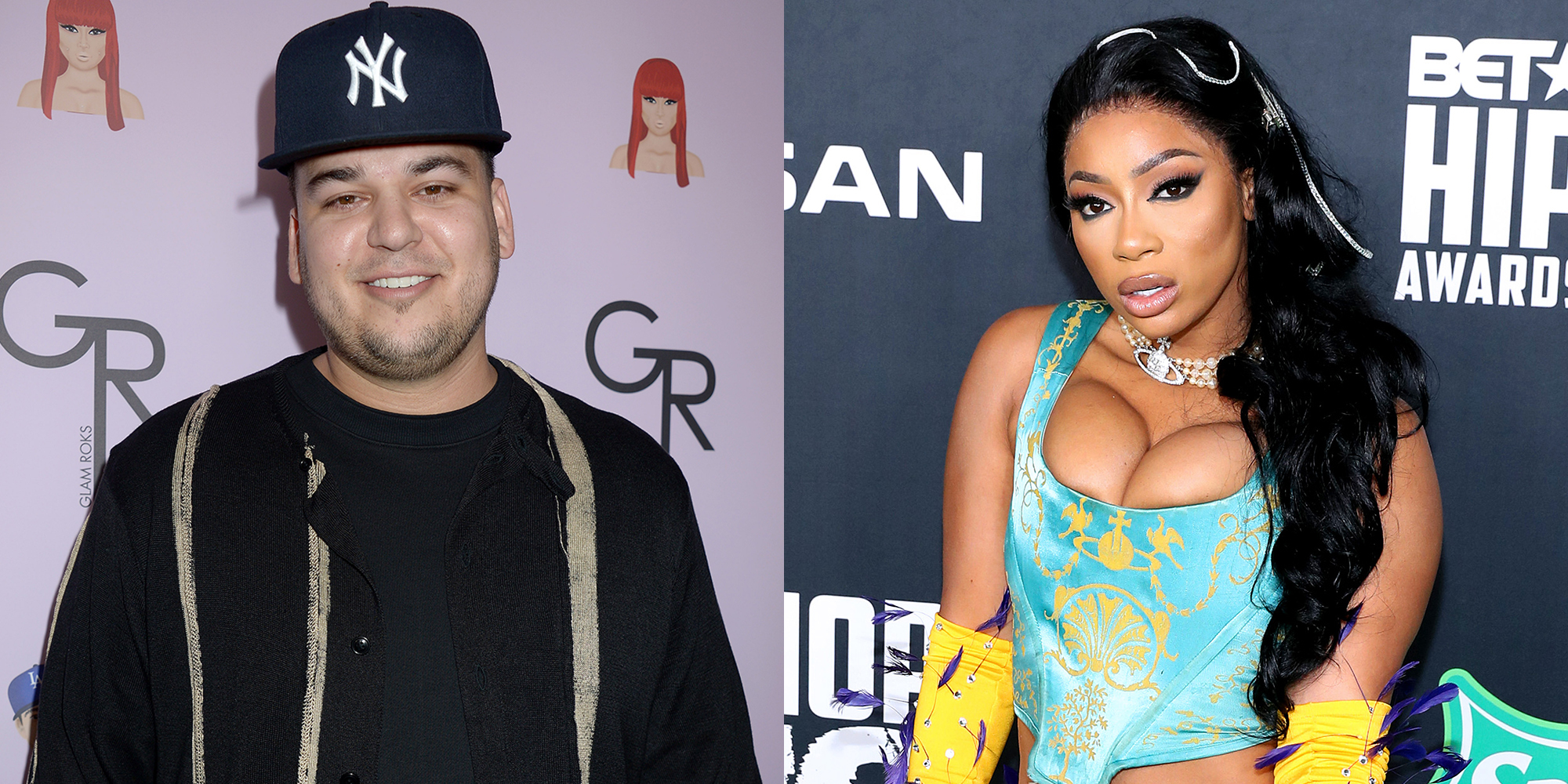 Rob Kardashian, Tommie Lee