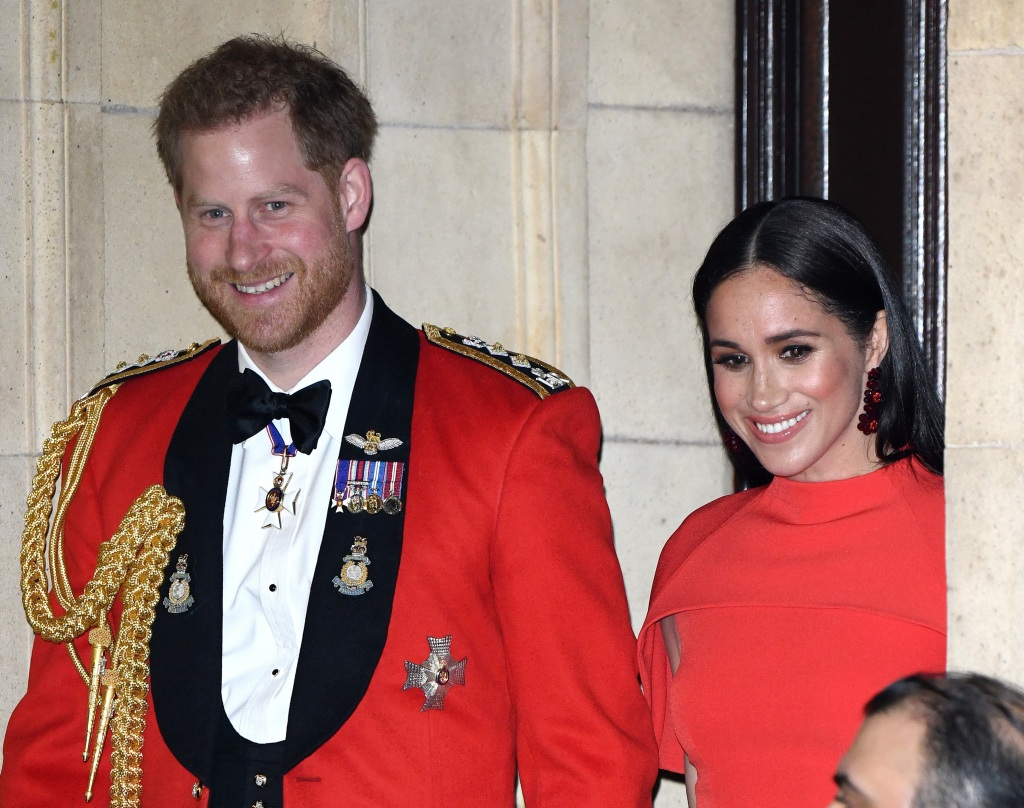Prince Harry, Duchess Meghan
