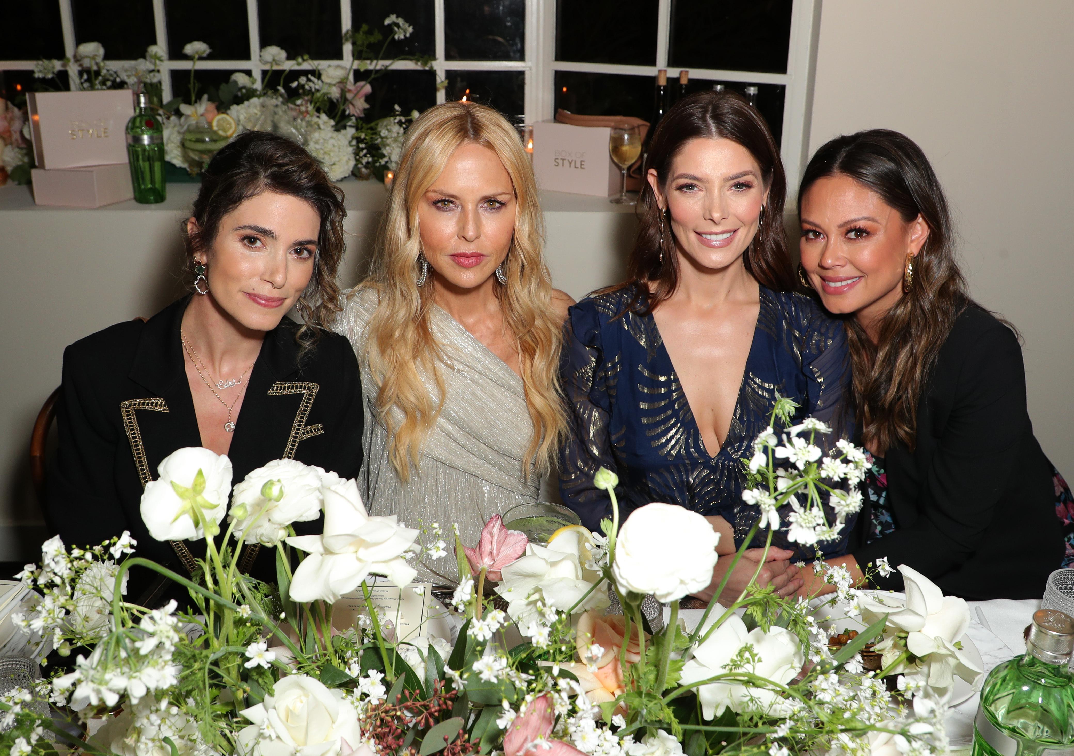 Nikki Reed, Rachel Zoe, Ashley Greene, Vanessa Lachey