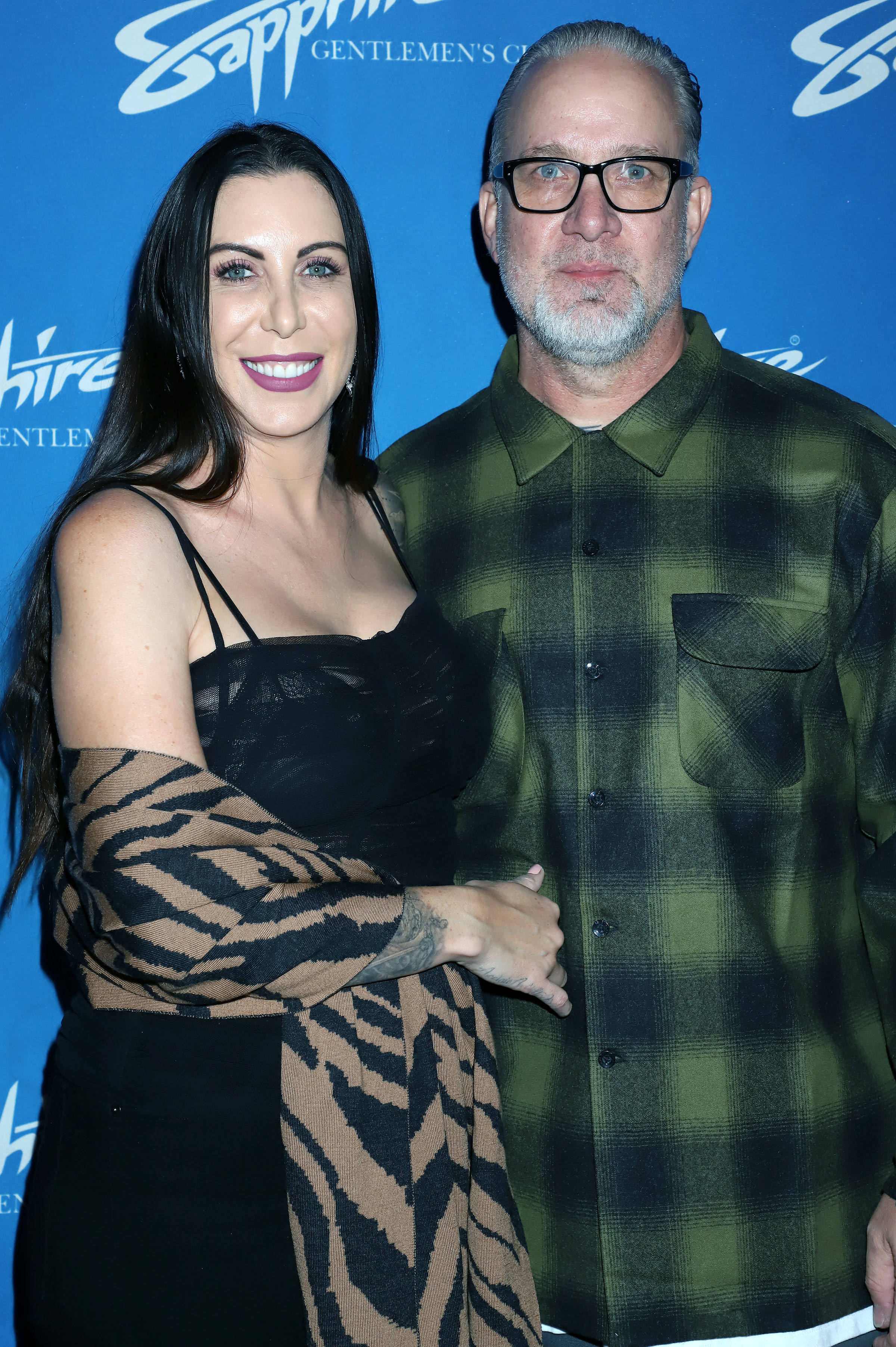 Jesse James, wife Alexis DeJoria