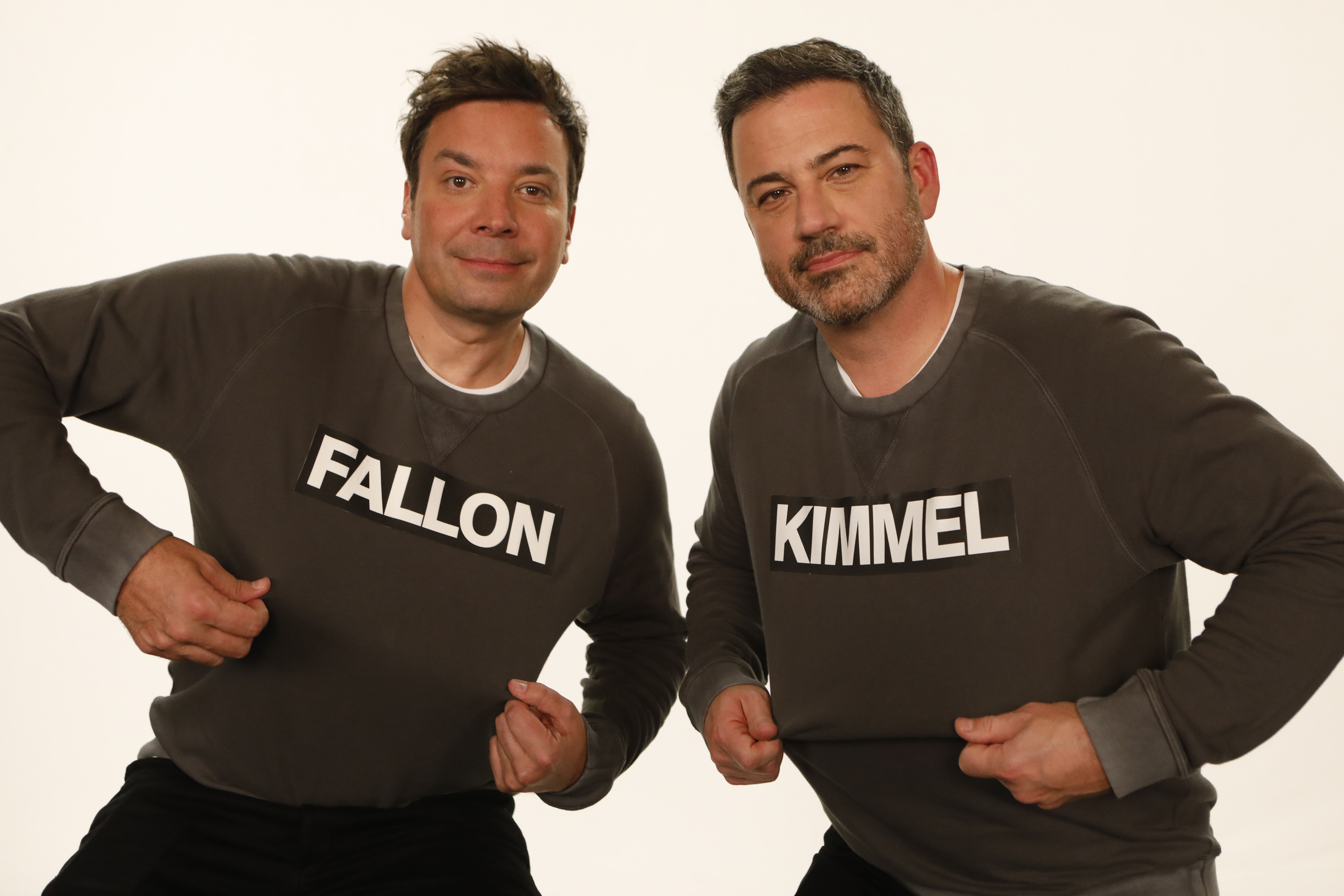 Jimmy Fallon, Jimmy Kimmel