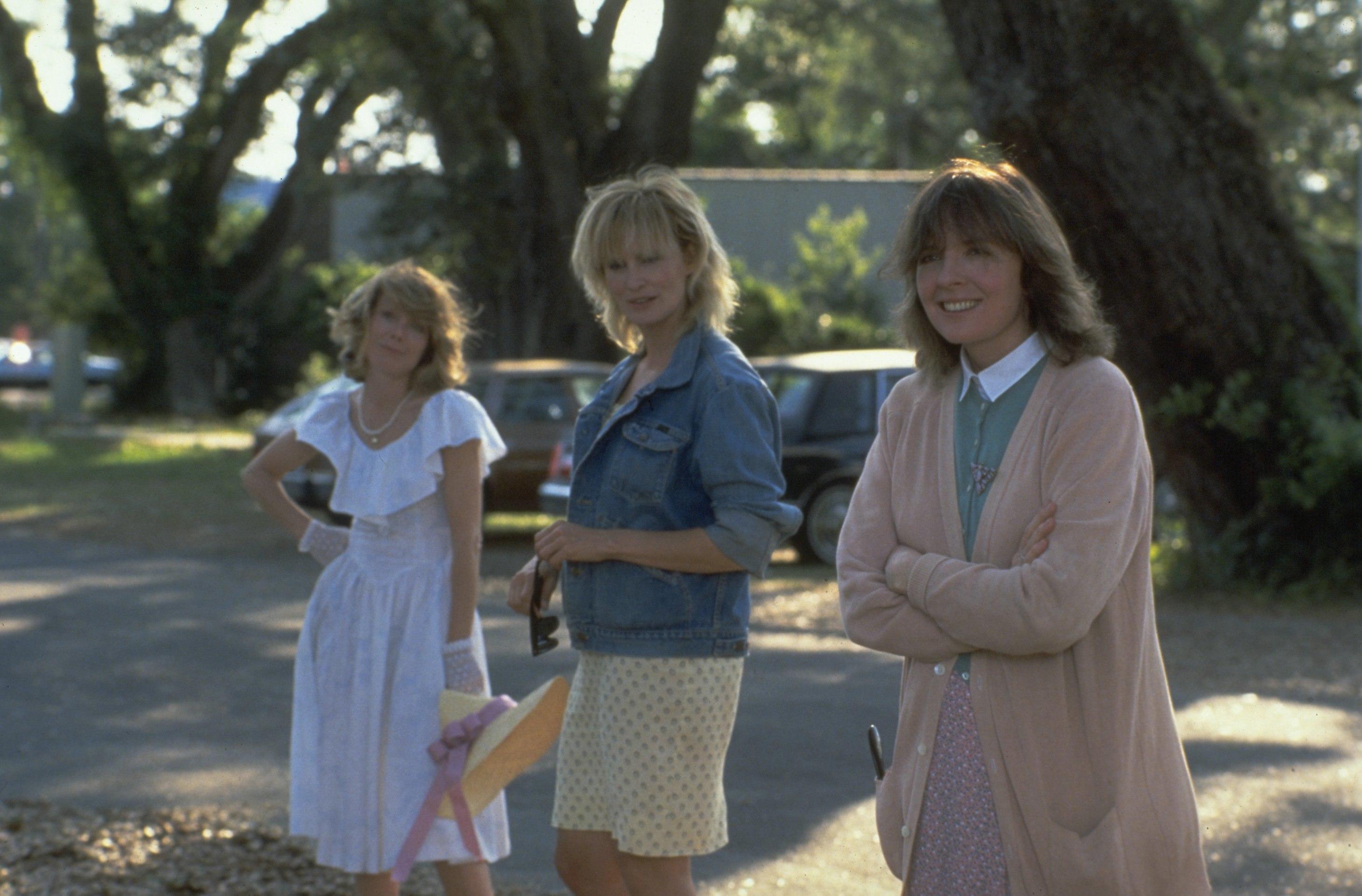 Sissy Spacek, Jessica Lange, Diane Keaton