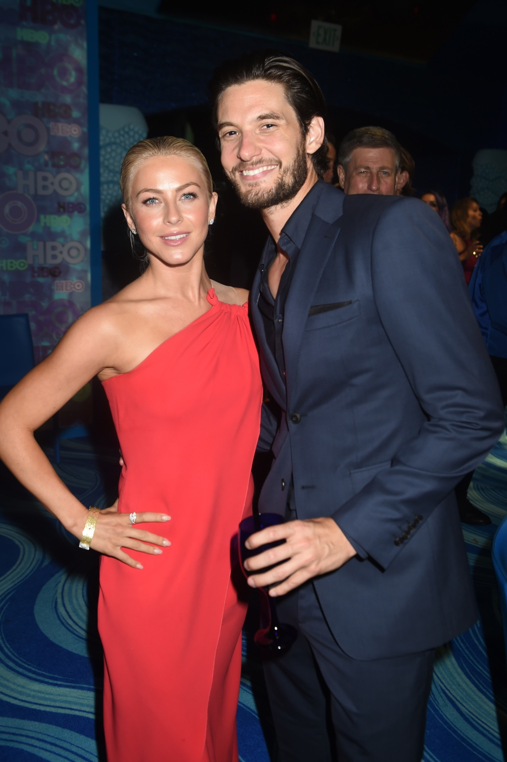Julianne Hough, Ben Barnes