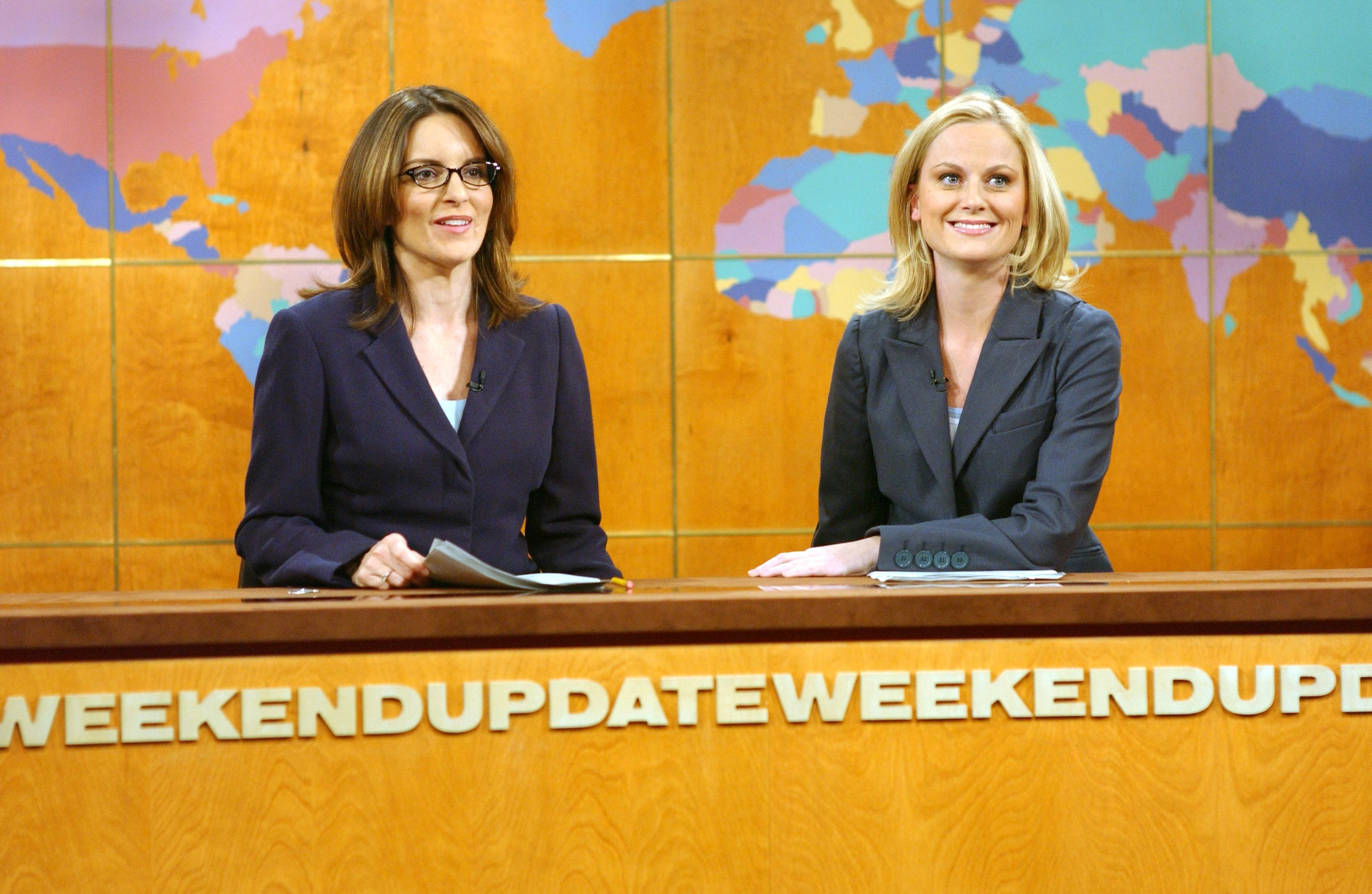 Tina Fey, Amy Poehler, Saturday Night Live