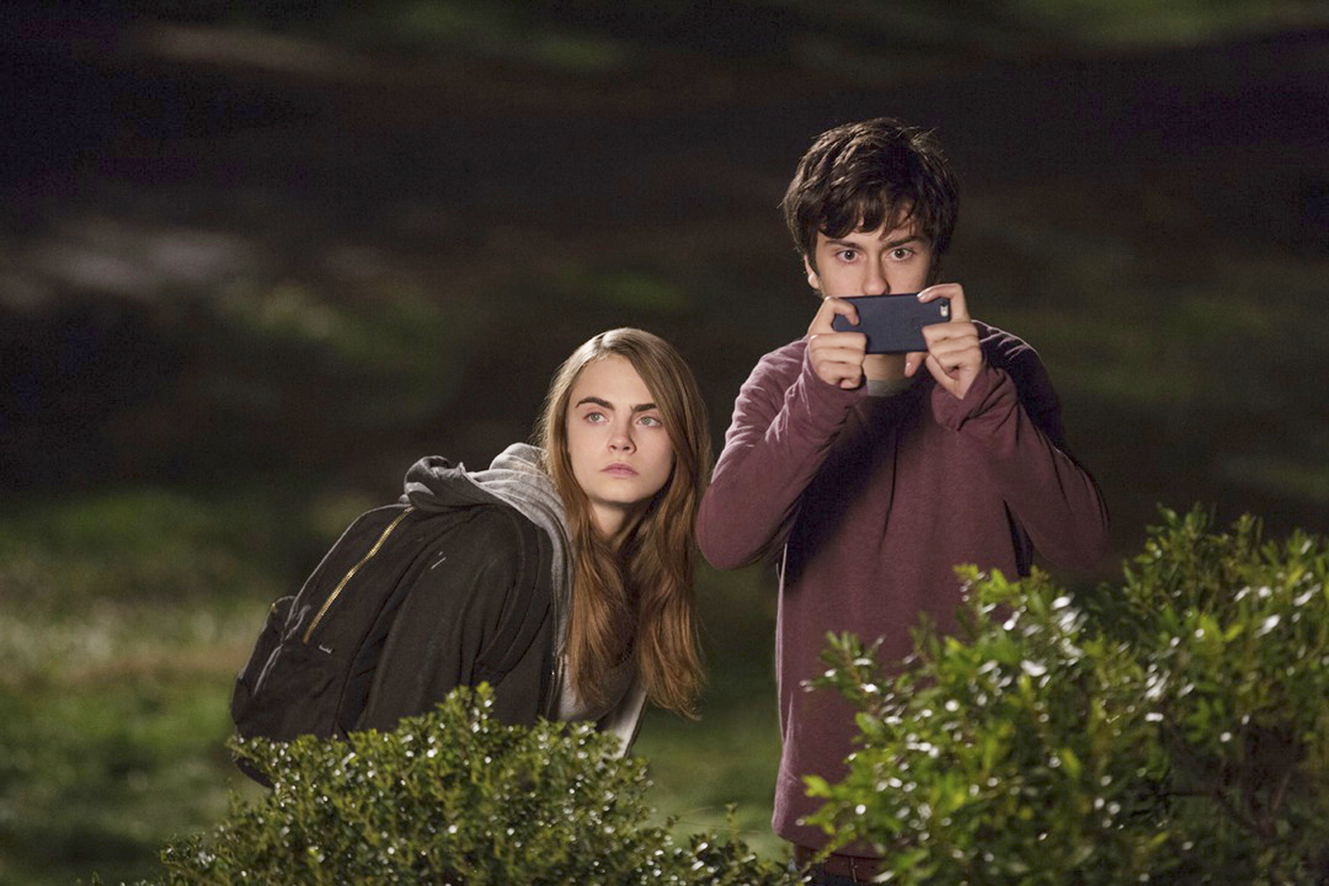 Cara Delevingne, Nat Wolff, Paper Towns