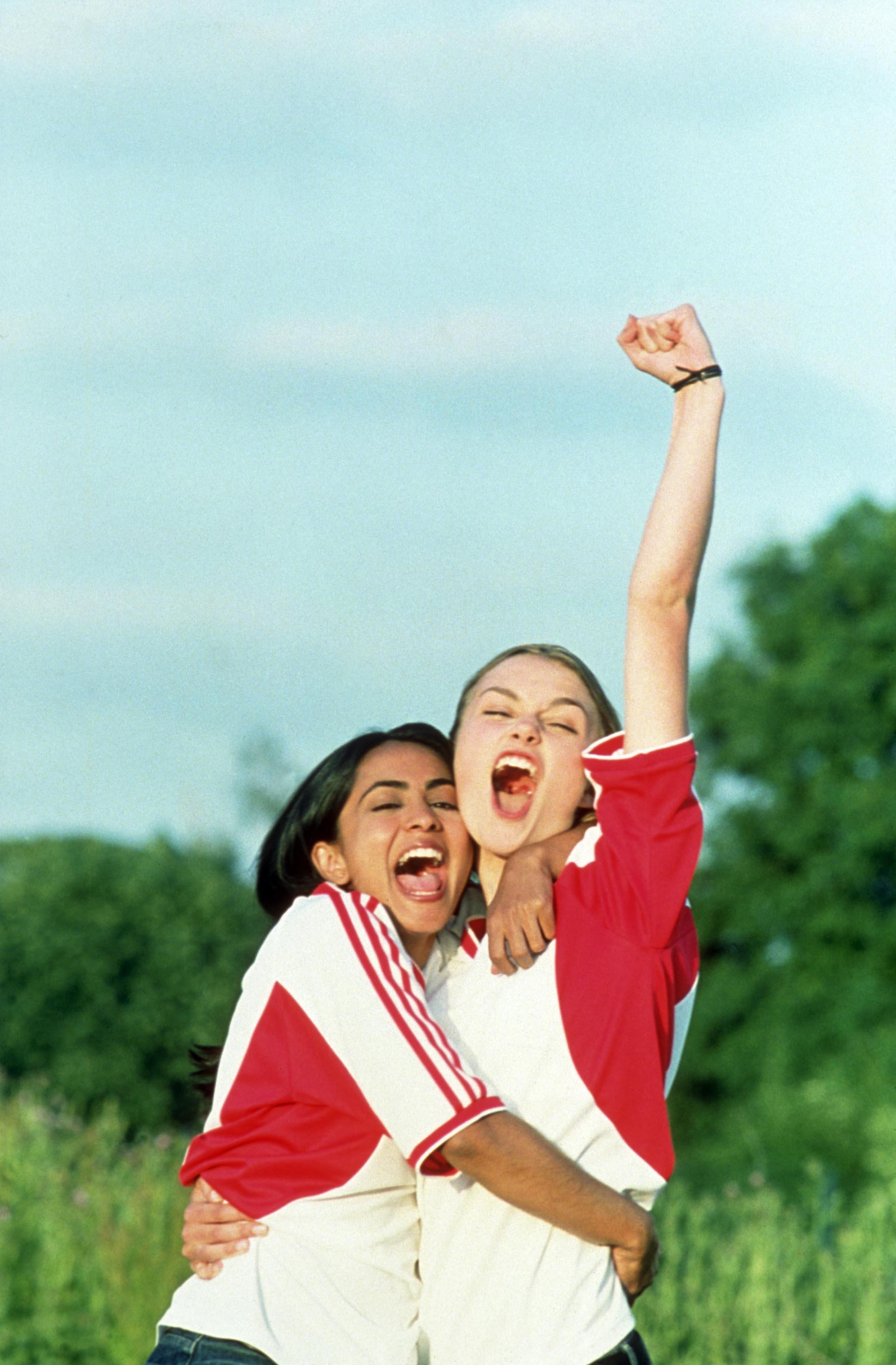 Parminder K. Nagra, Keira Knightley, Bend It Like Beckham
