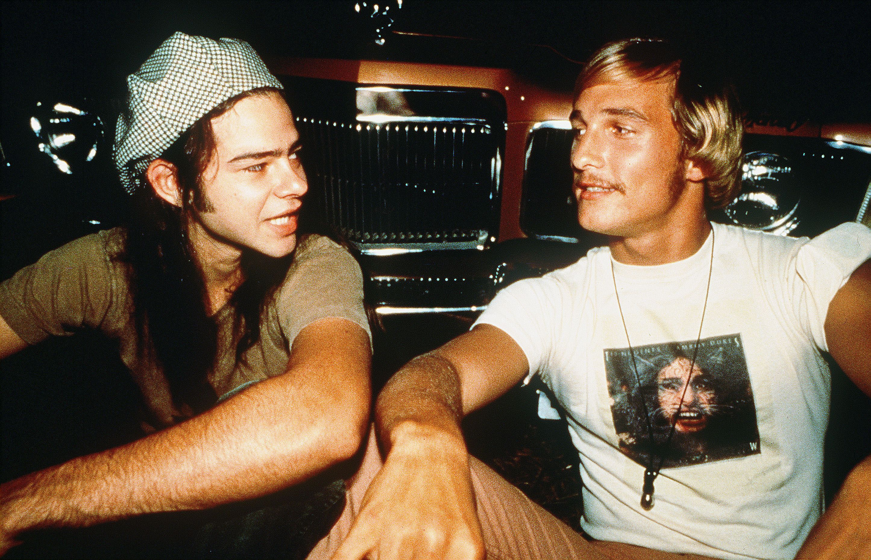 Rory Cochrane, Matthew McConaughey, Dazed and Confused