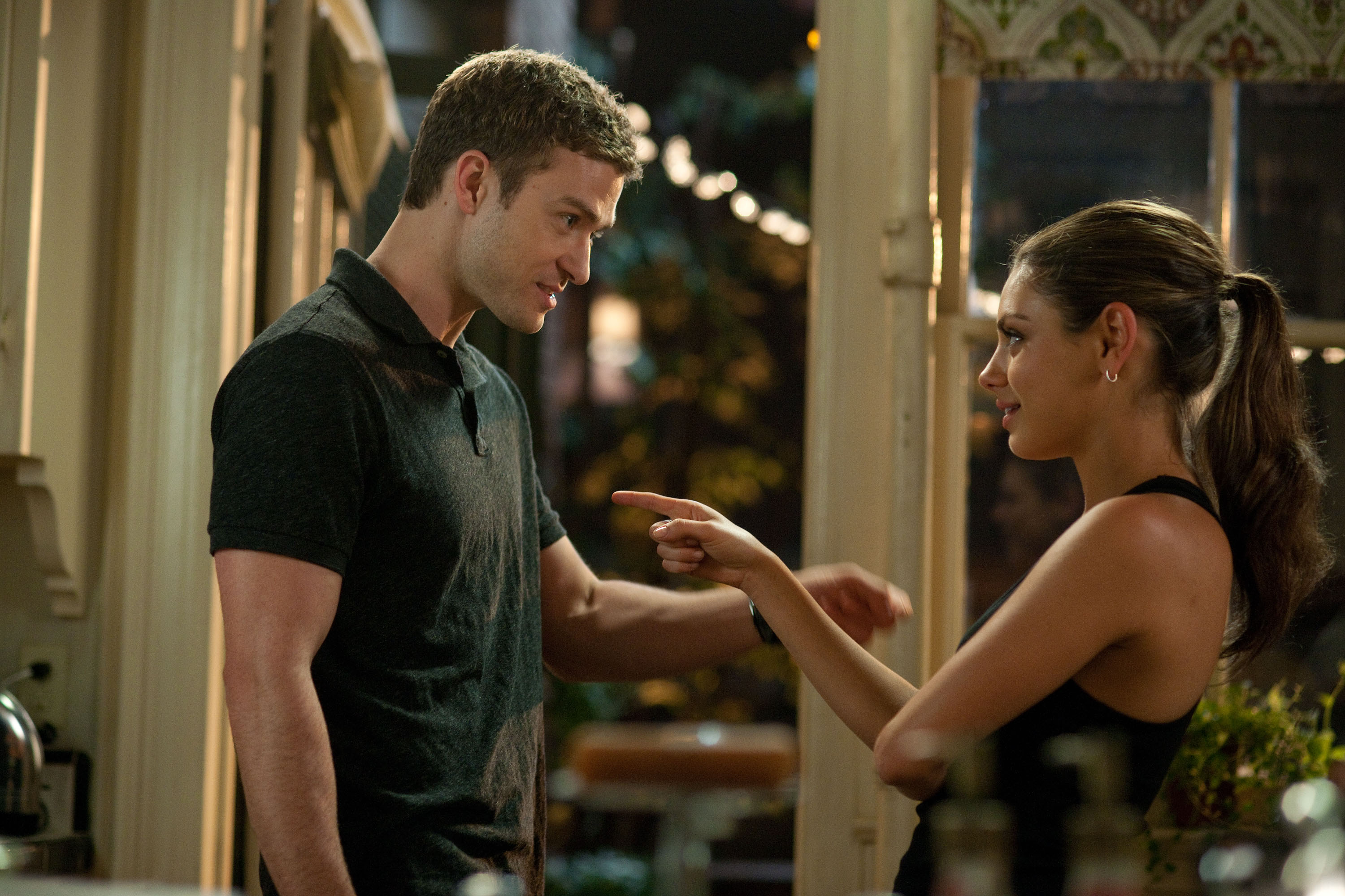 Justin Timberlake, Mila Kunis, Friends With Benefits