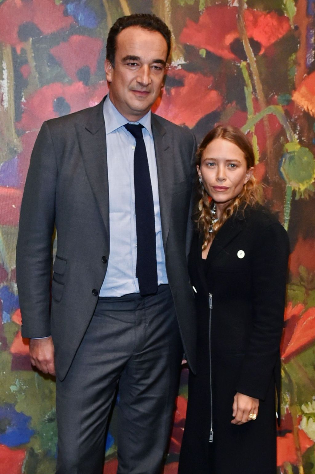 Mary-Kate Olsen, ex husband Olivier Sarkozy