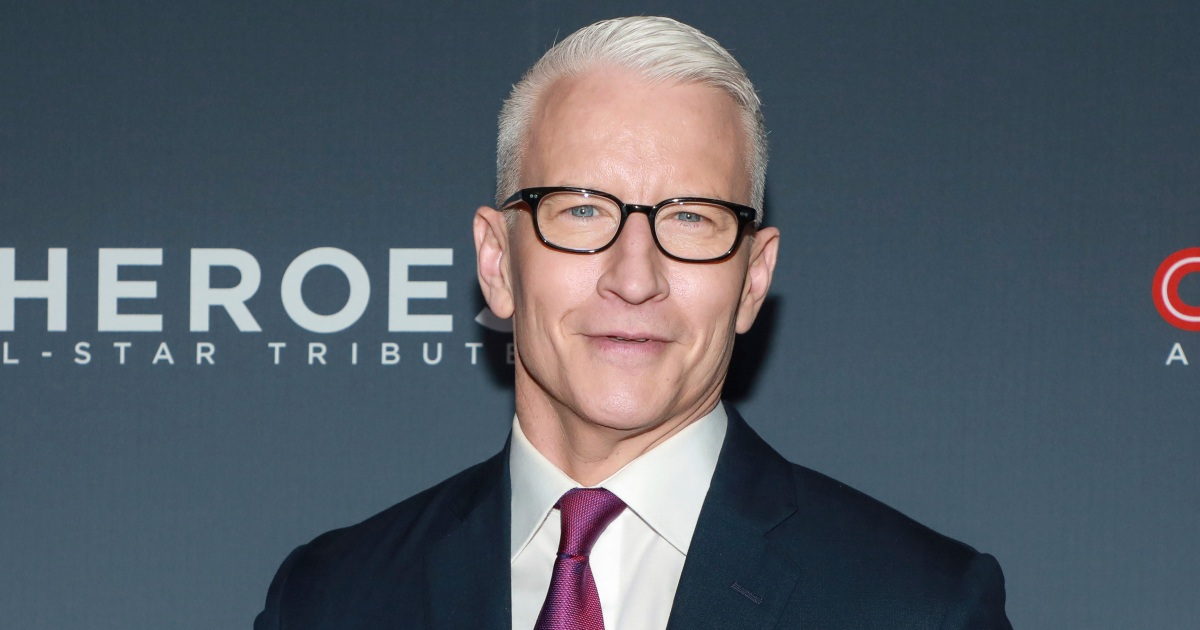 Anderson Cooper dubs inheritance a 'curse,' won't leave money to son.jpg