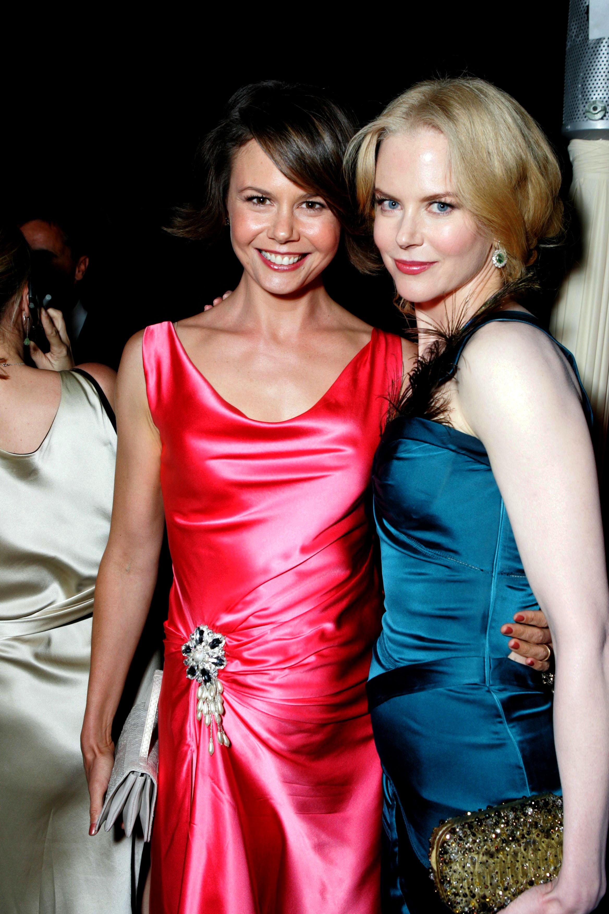 Antonia Kidman, Nicole Kidman