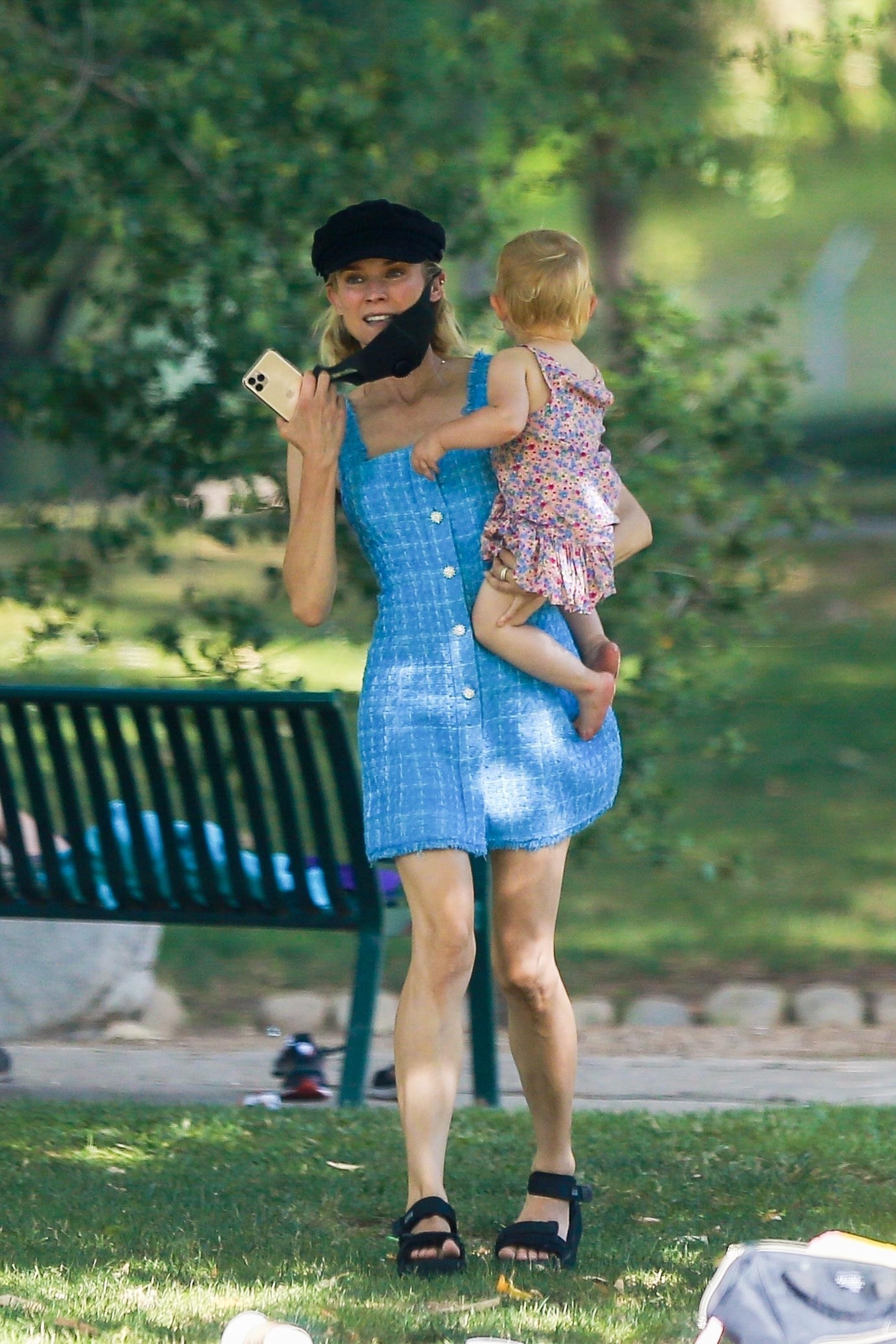 Diane Kruger daughter