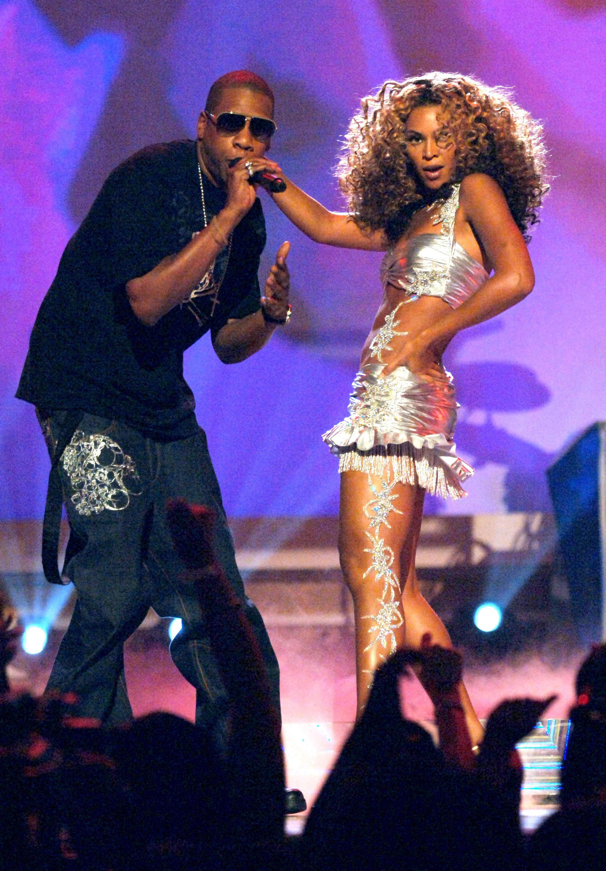 Jay-Z, Beyonce, 2006 BET Awards