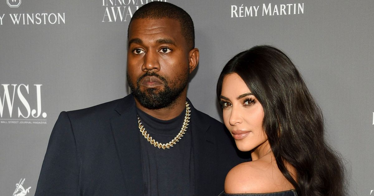 Kanye reportedly thinks he and Kim will get back together, plus more celeb love news.jpg