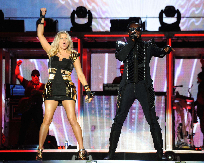 Black Eyed Peas 2011